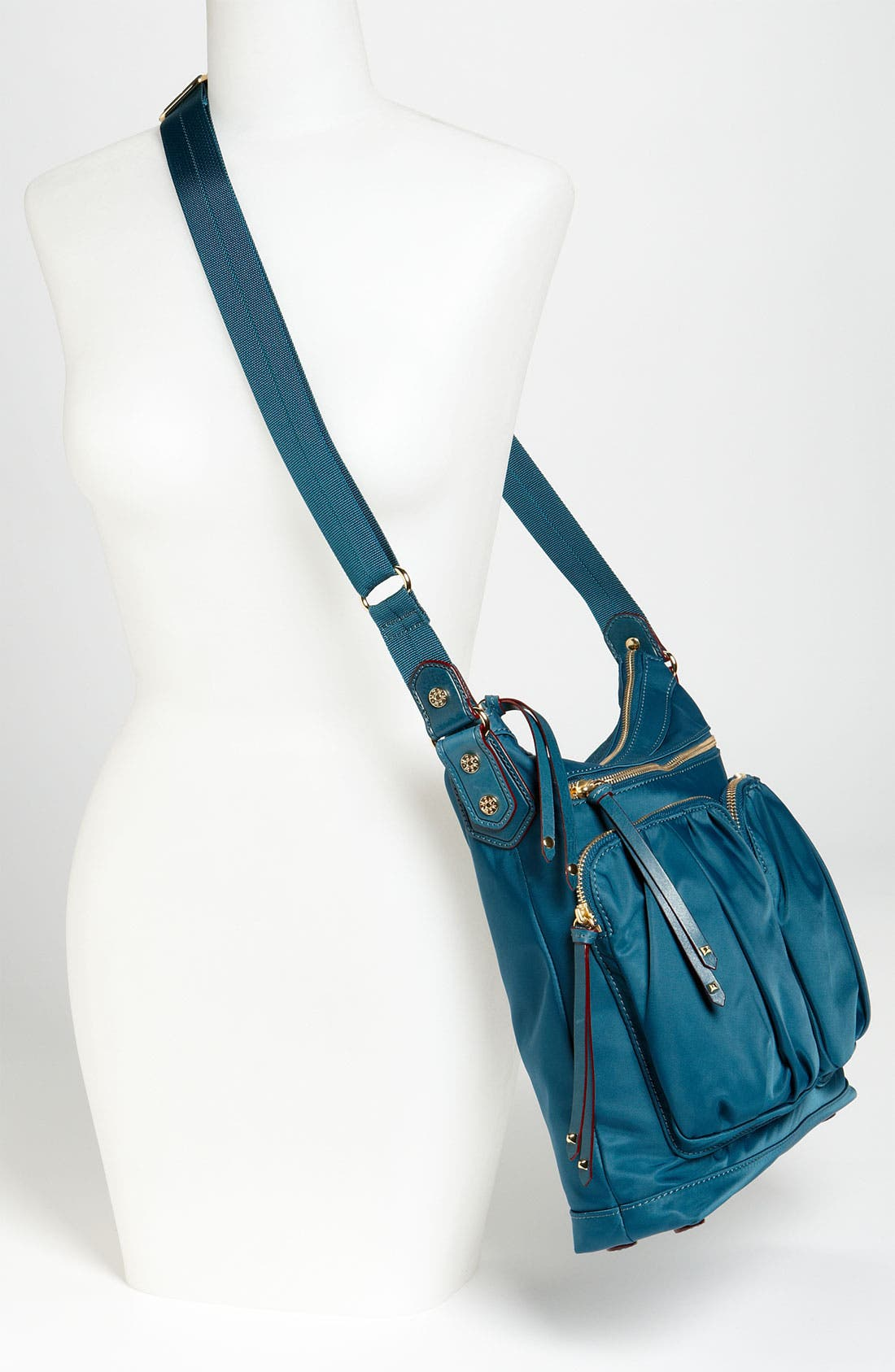 M Z Wallace Mia Crossbody Bag,                             Alternate thumbnail 29, color,