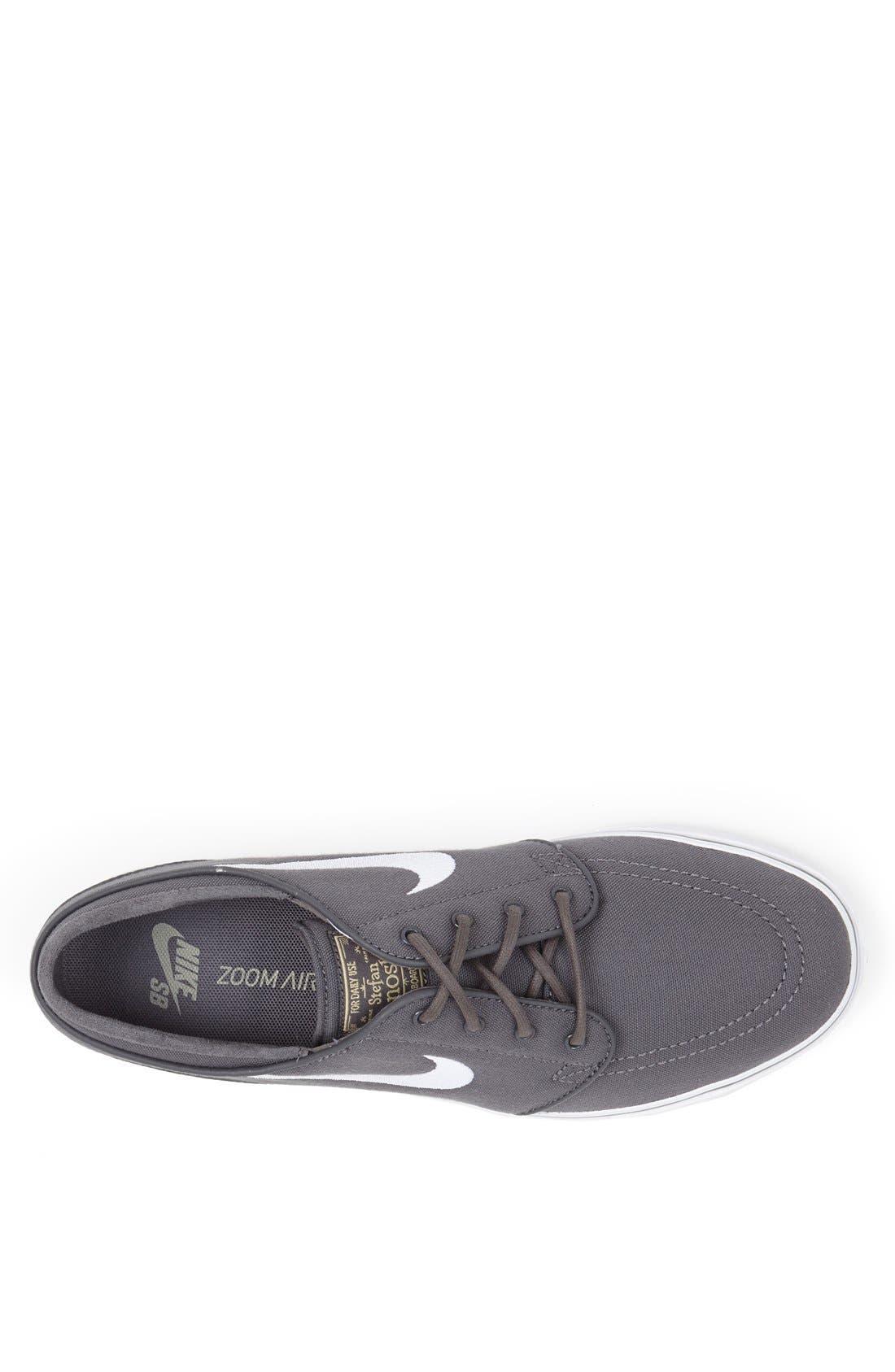 Zoom - Stefan Janoski SB Canvas Skate Shoe,                             Alternate thumbnail 57, color,