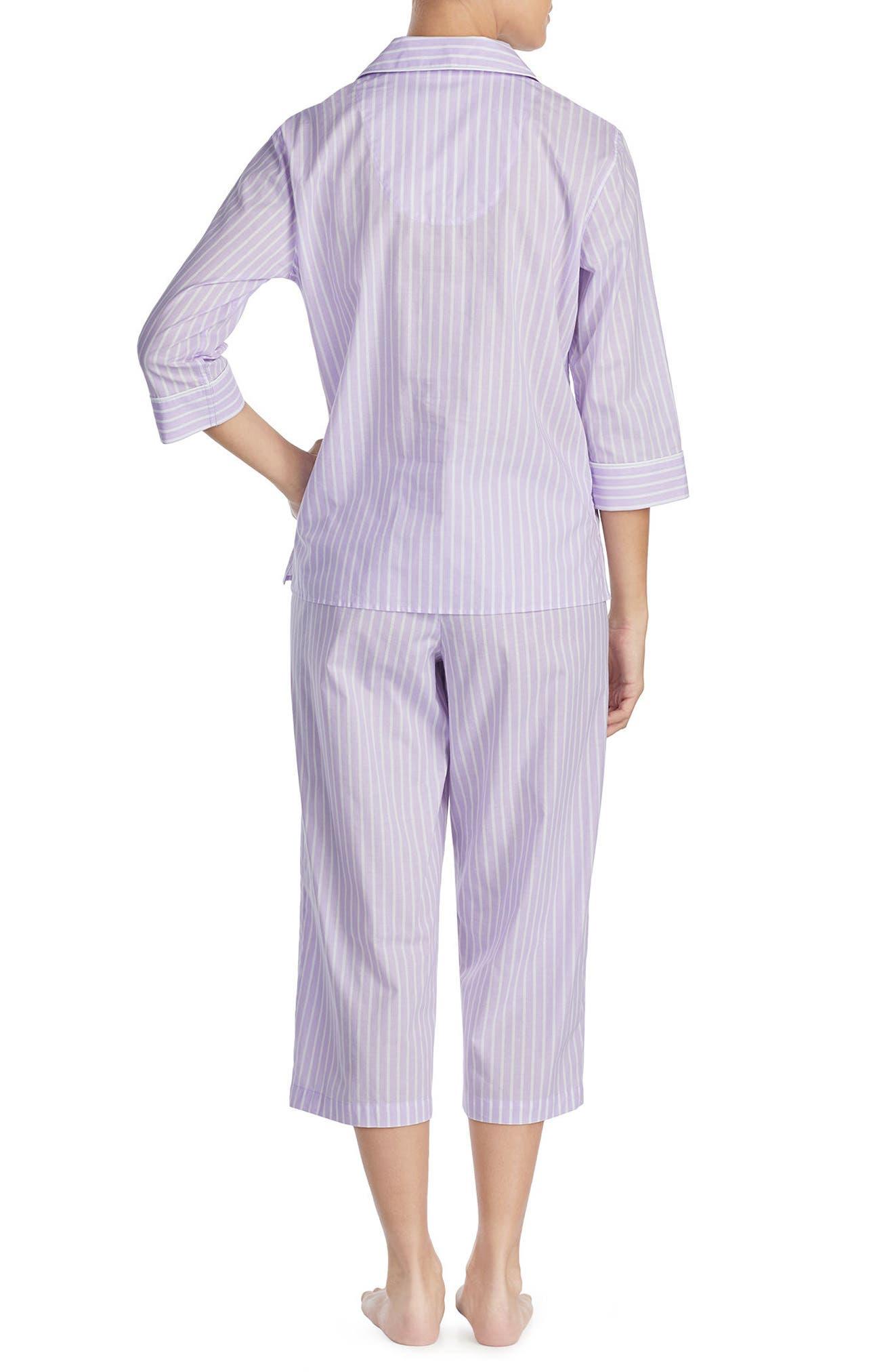 Capri Pajamas,                             Alternate thumbnail 2, color,                             537