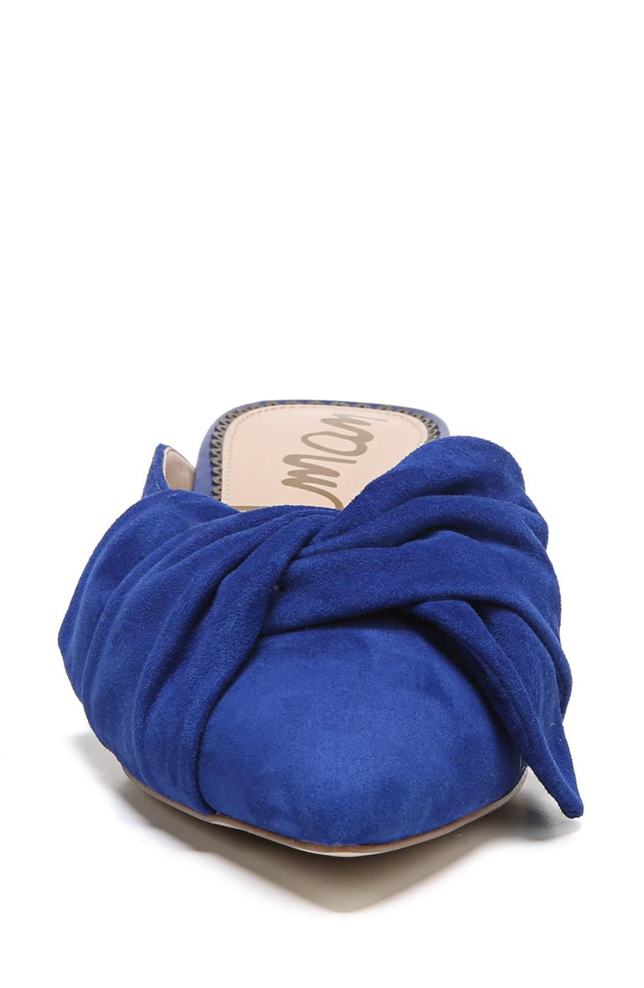 Laney Pointy Toe Mule,                             Alternate thumbnail 20, color,
