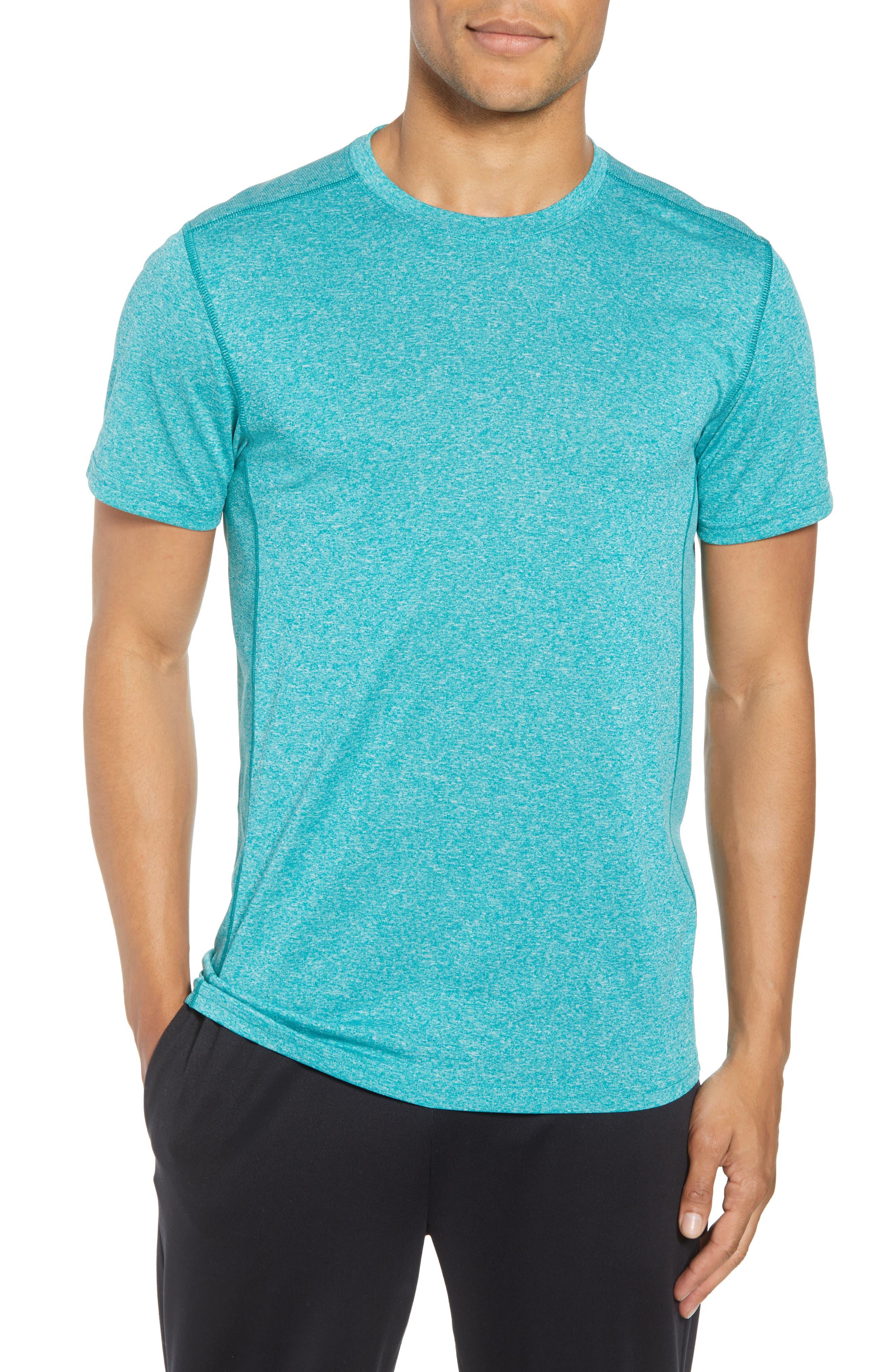 Goodsport Mesh Panel T-Shirt,                             Main thumbnail 4, color,