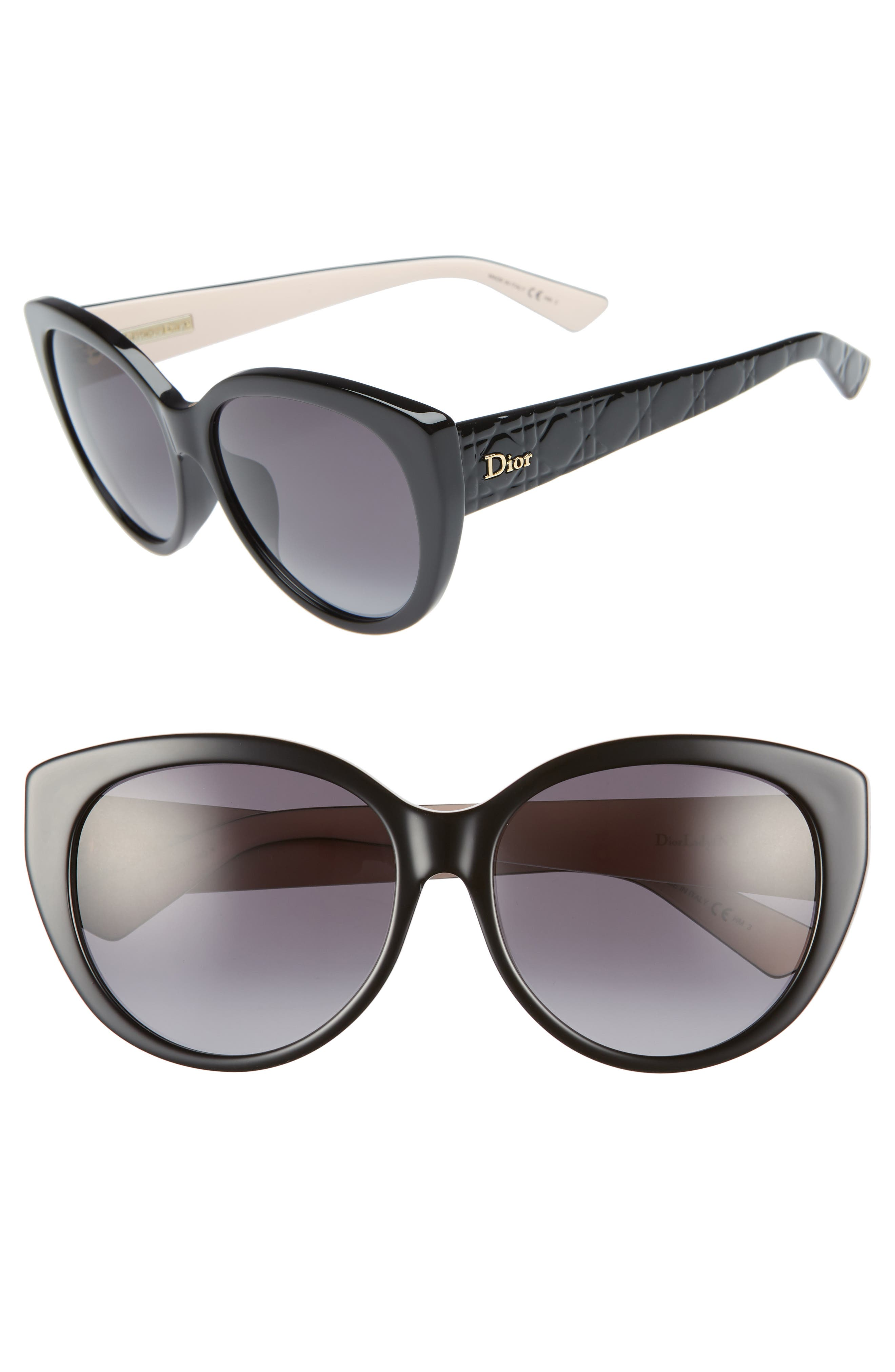 76c72b350598 Dior lady cat eye sunglasses black modesens jpg 780x1196 Cat dior