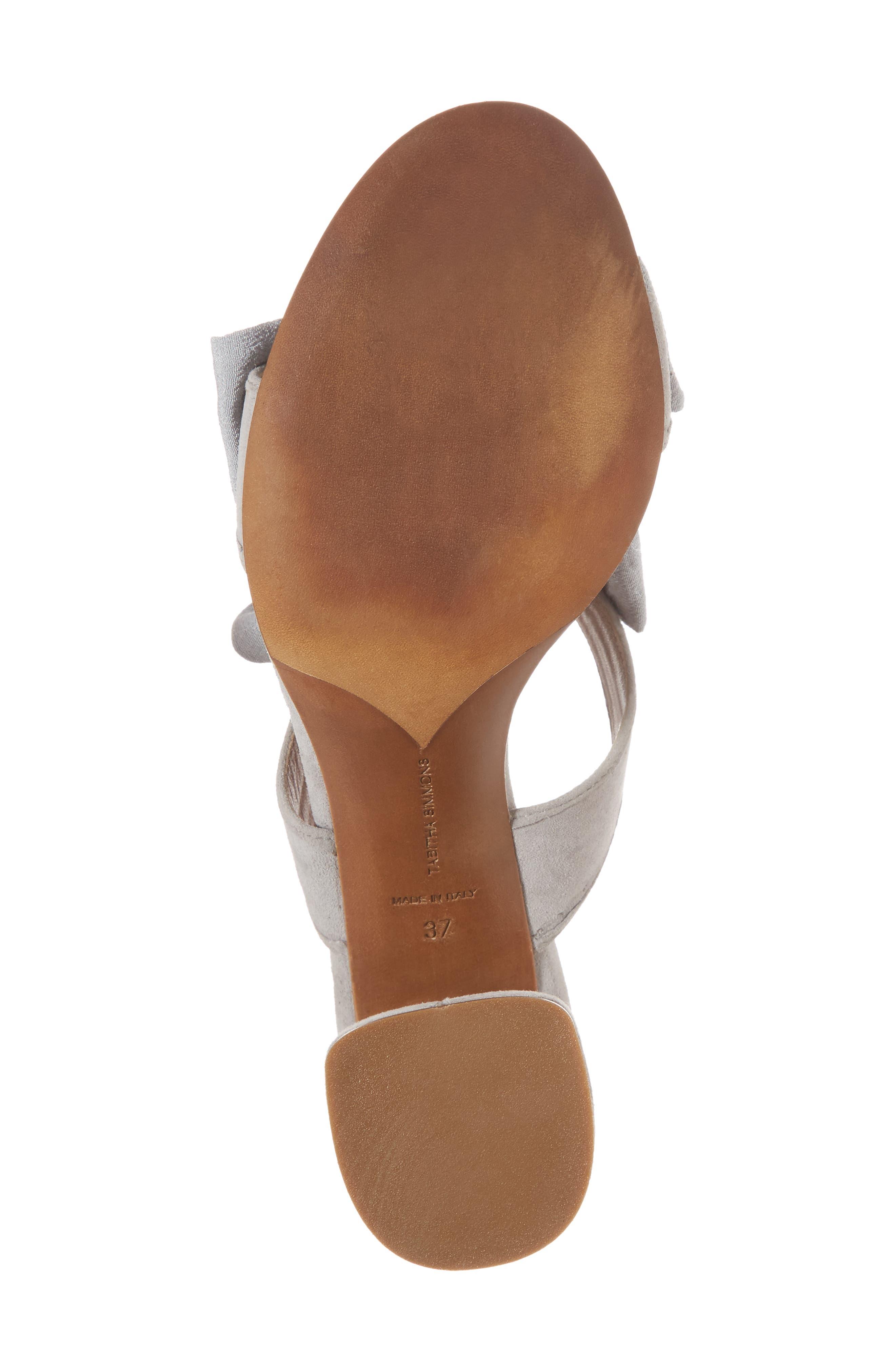 Barbi Bow Sandal,                             Alternate thumbnail 11, color,