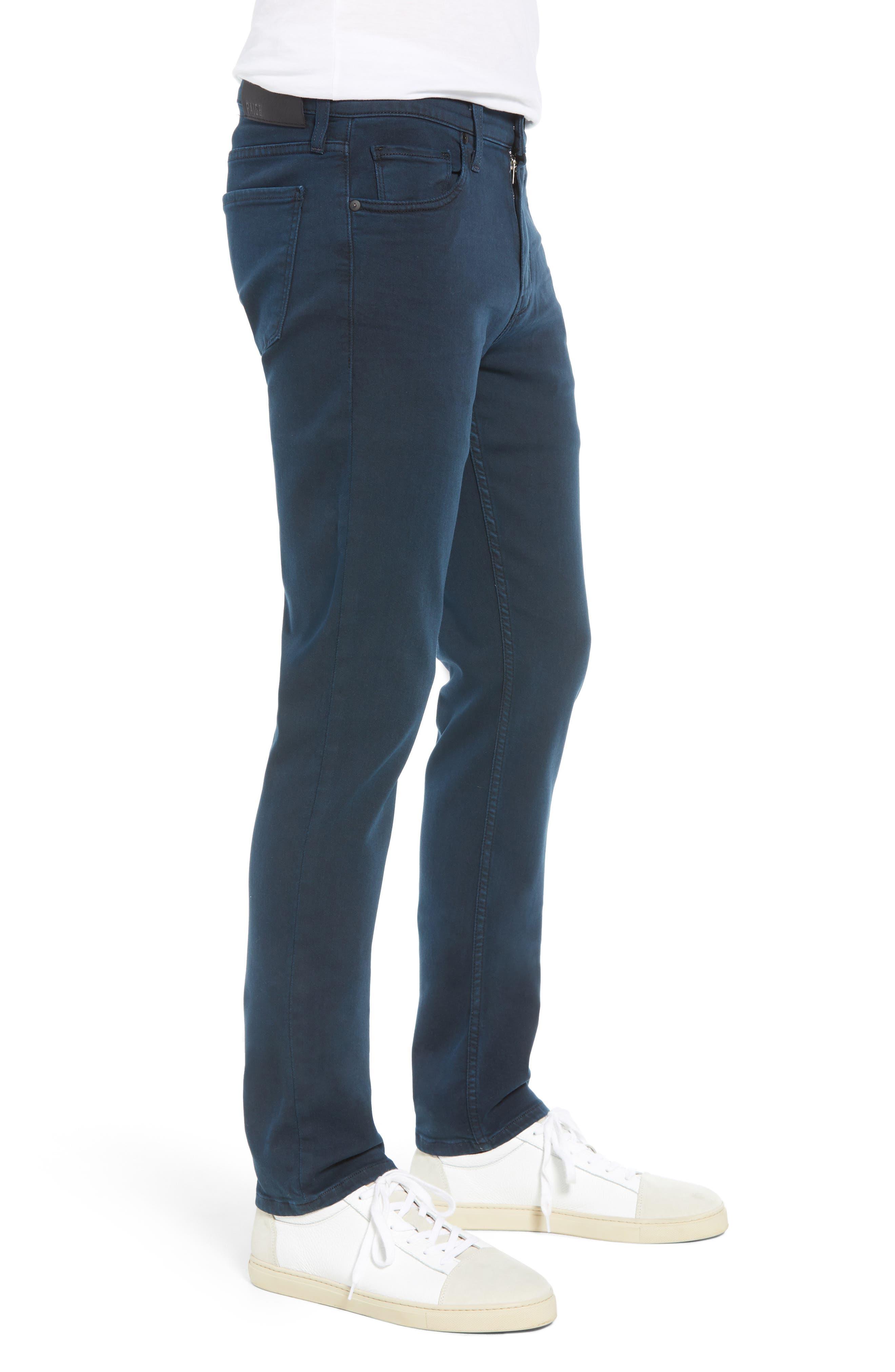Transcend - Lennox Slim Jeans,                             Alternate thumbnail 3, color,                             401