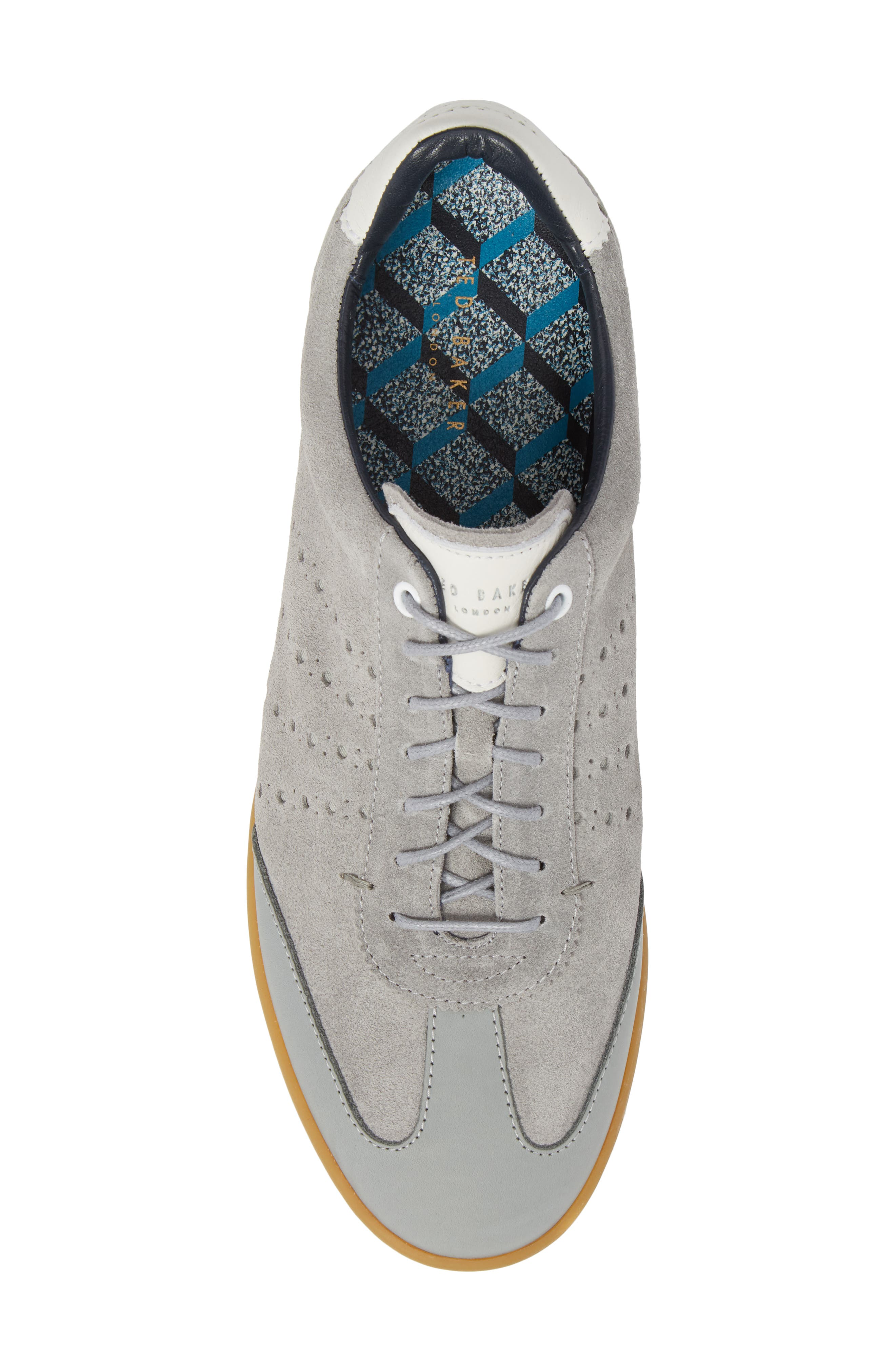Orlees Low Top Sneaker,                             Alternate thumbnail 5, color,                             052