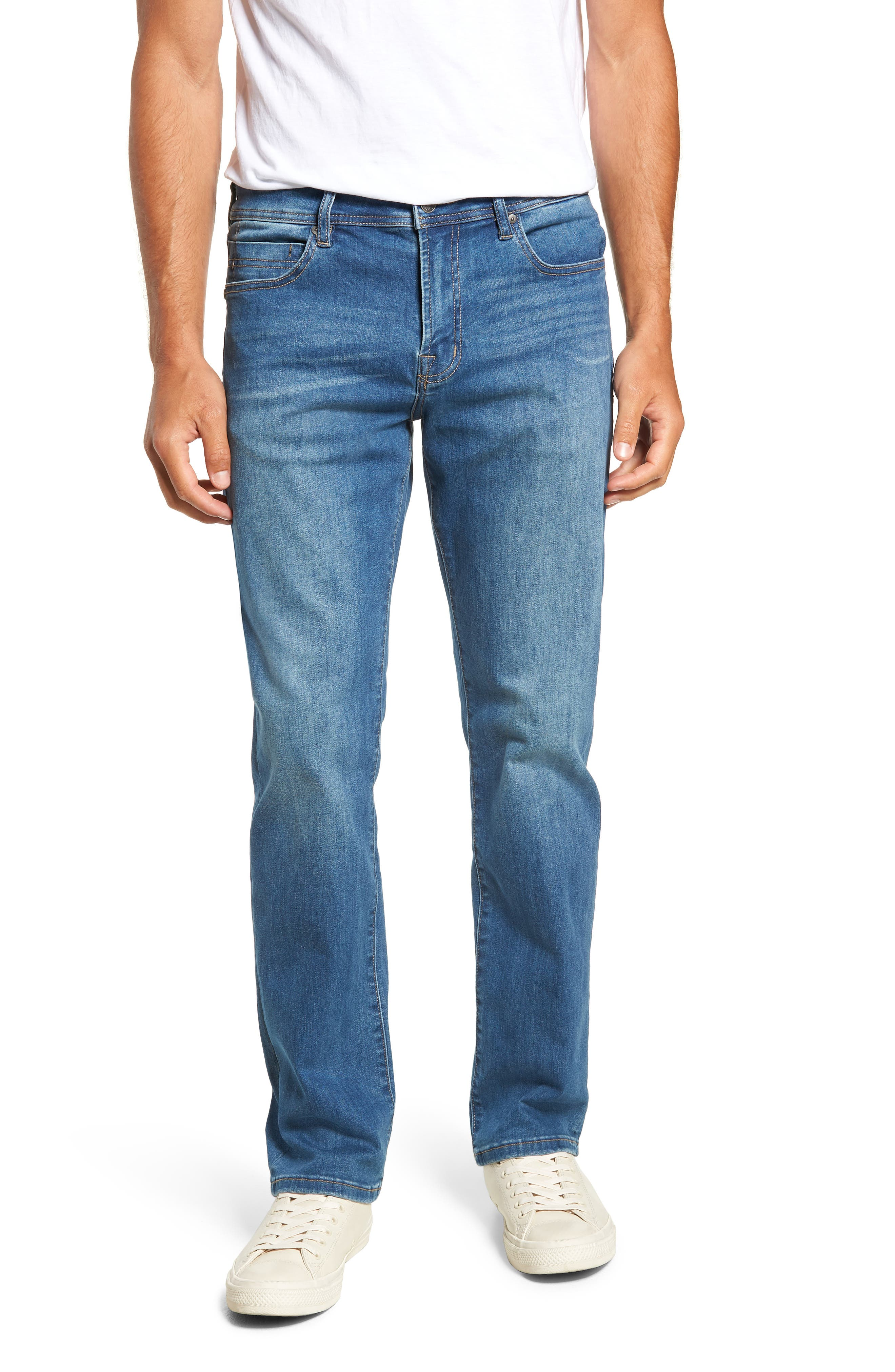 Regent Relaxed Straight Leg Jeans,                         Main,                         color, LORAIN