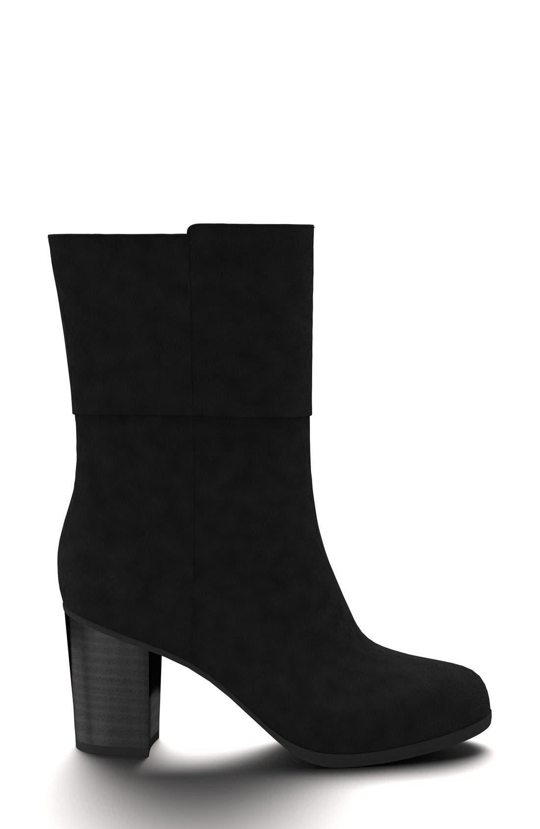 Block Heel Boot,                             Alternate thumbnail 15, color,