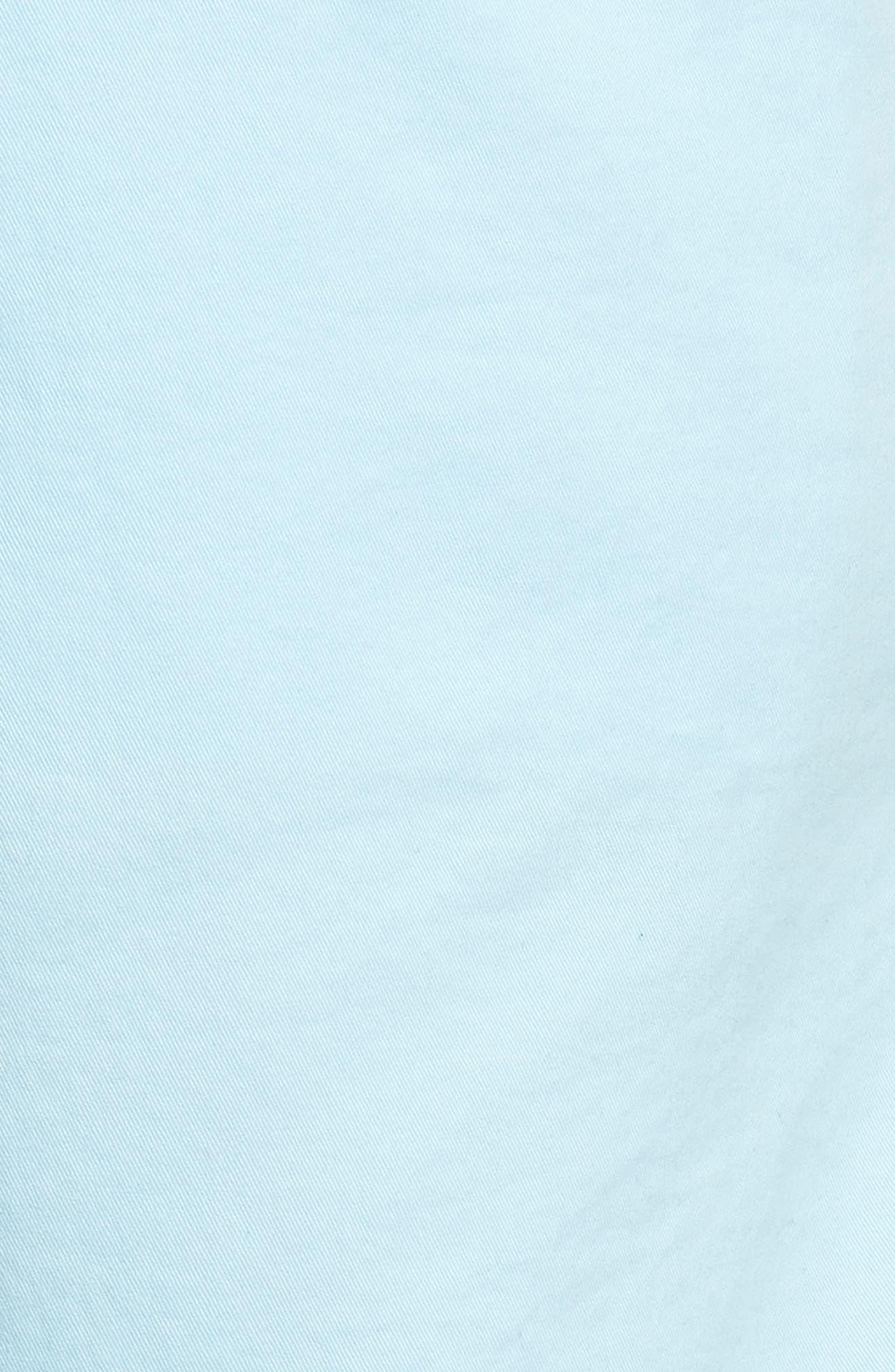 Ballard Slim Fit Stretch Chino 11-Inch Shorts,                             Alternate thumbnail 73, color,
