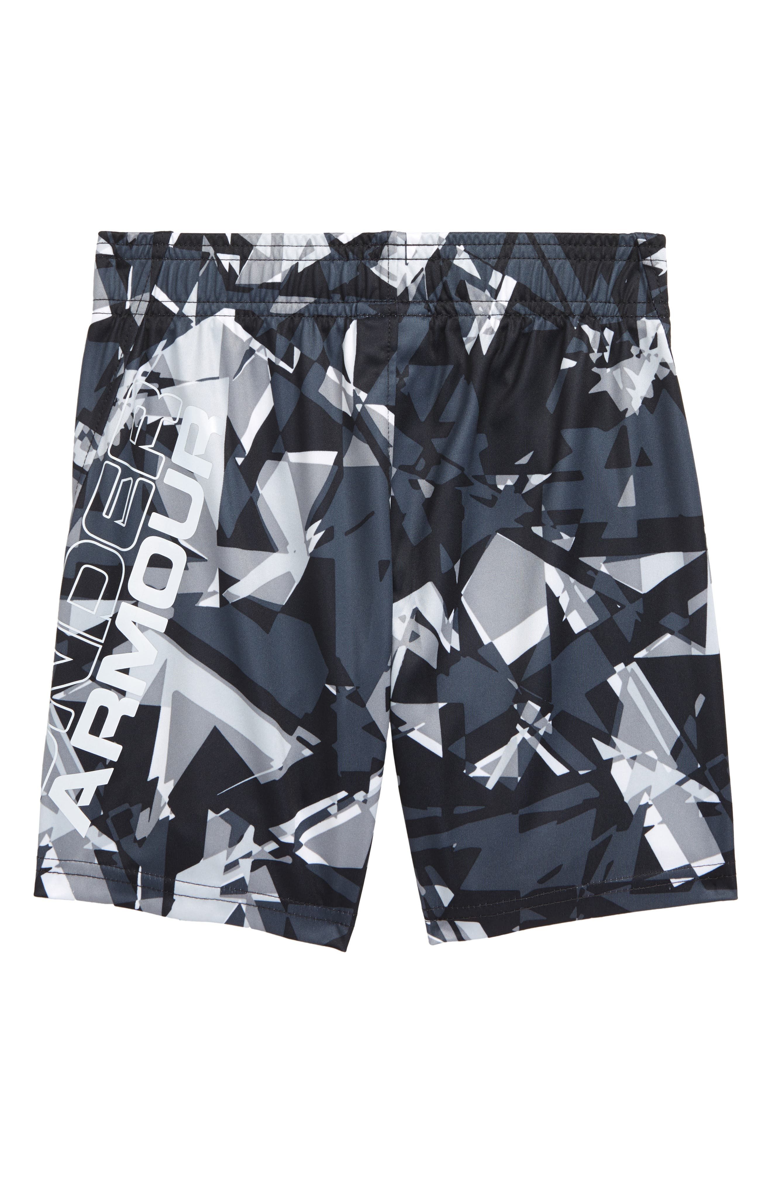 Fracture Boost HeatGear<sup>®</sup> Shorts,                             Alternate thumbnail 2, color,                             001