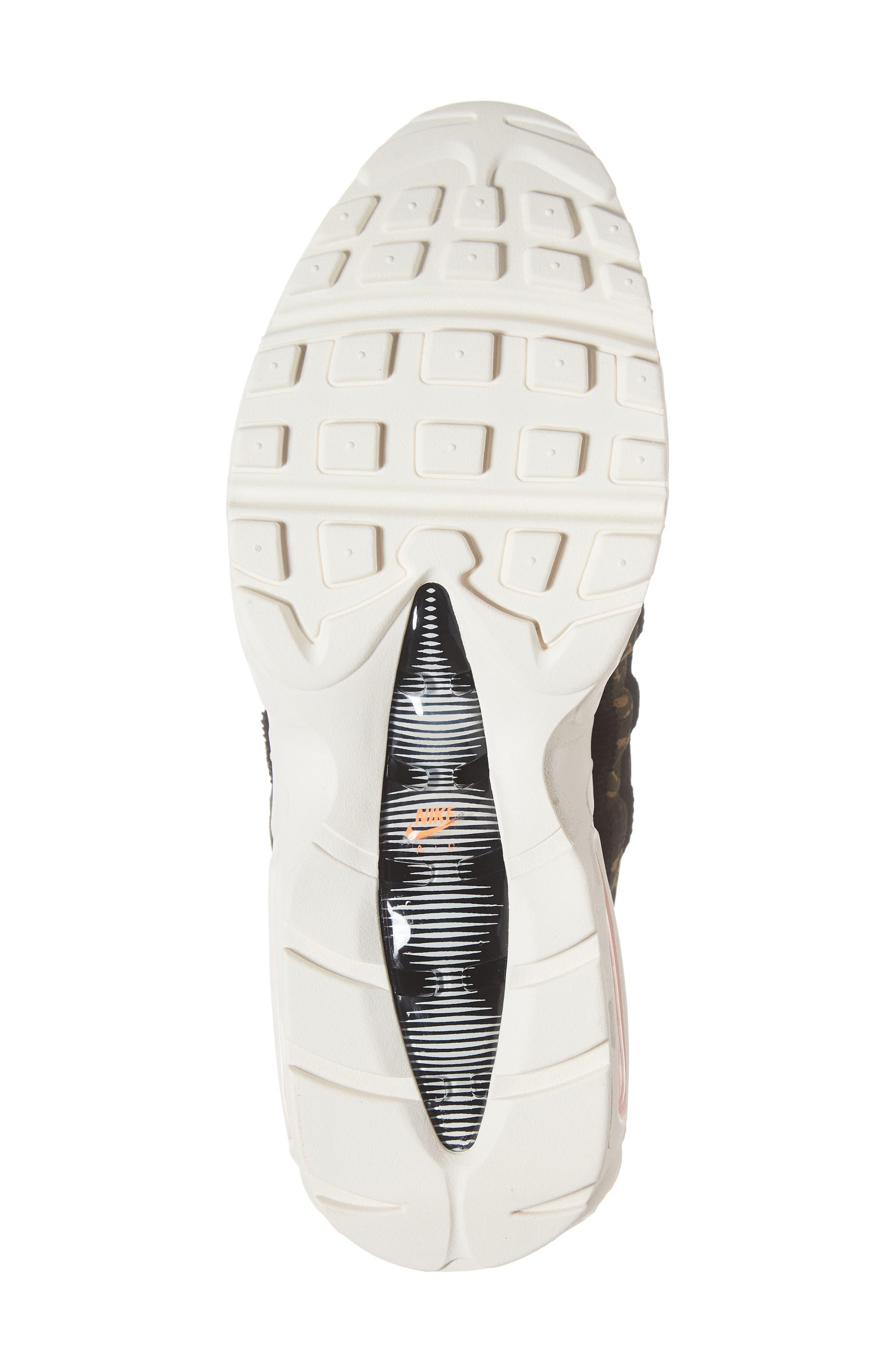 NIKE,                             x Carhartt Air Max 95 WIP Sneaker,                             Alternate thumbnail 6, color,                             001
