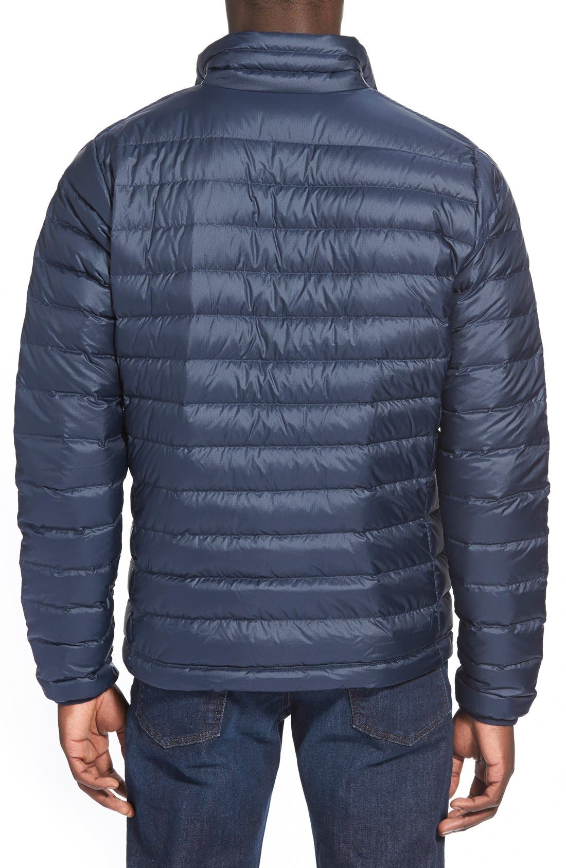 Water Repellent Down Jacket,                             Alternate thumbnail 35, color,