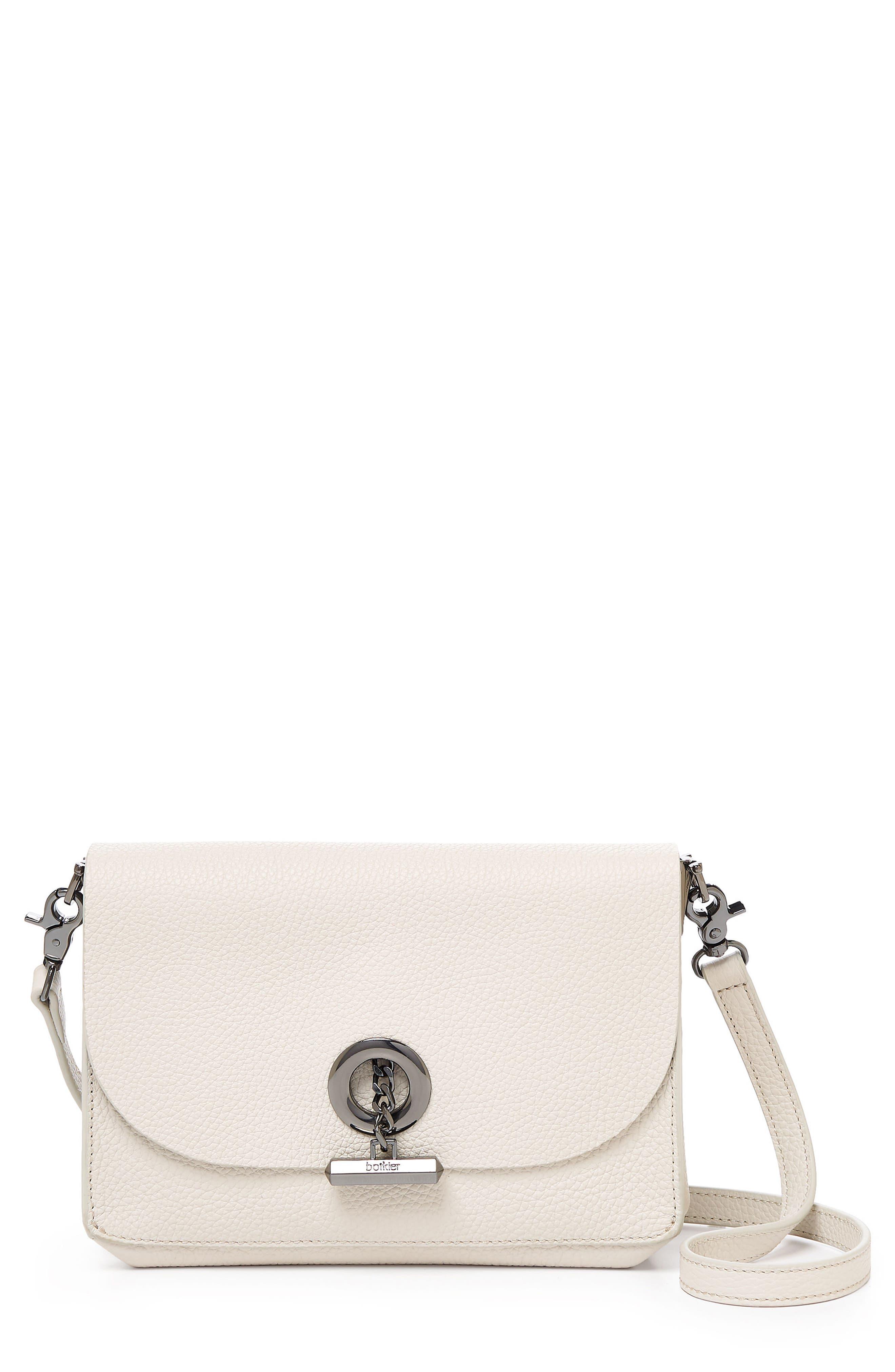 Waverly Leather Crossbody Bag,                             Main thumbnail 9, color,