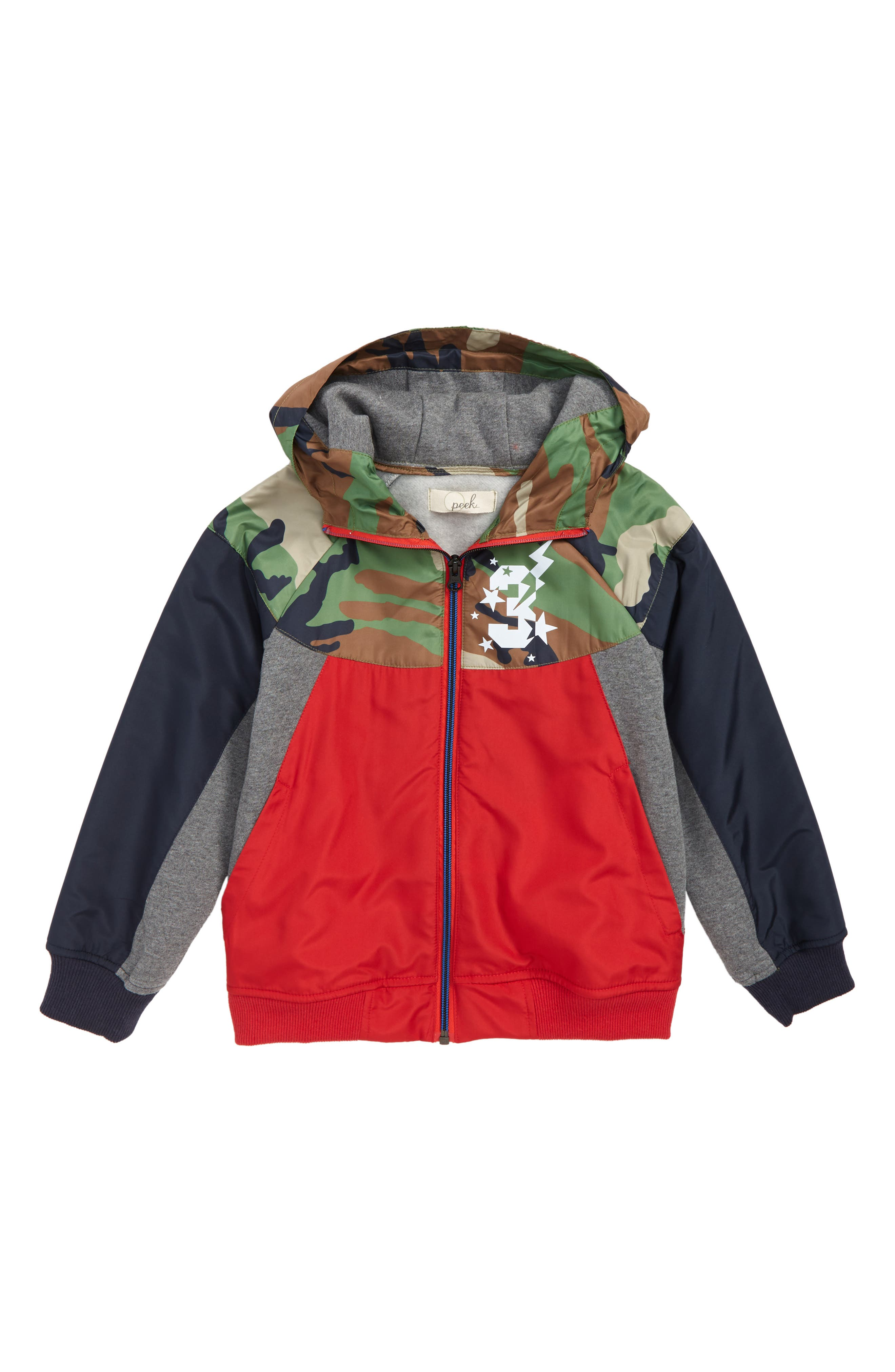 Ryder Hoodie,                             Main thumbnail 1, color,                             NAVY