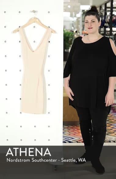 Alya Crisscross A-Line Dress, sales video thumbnail