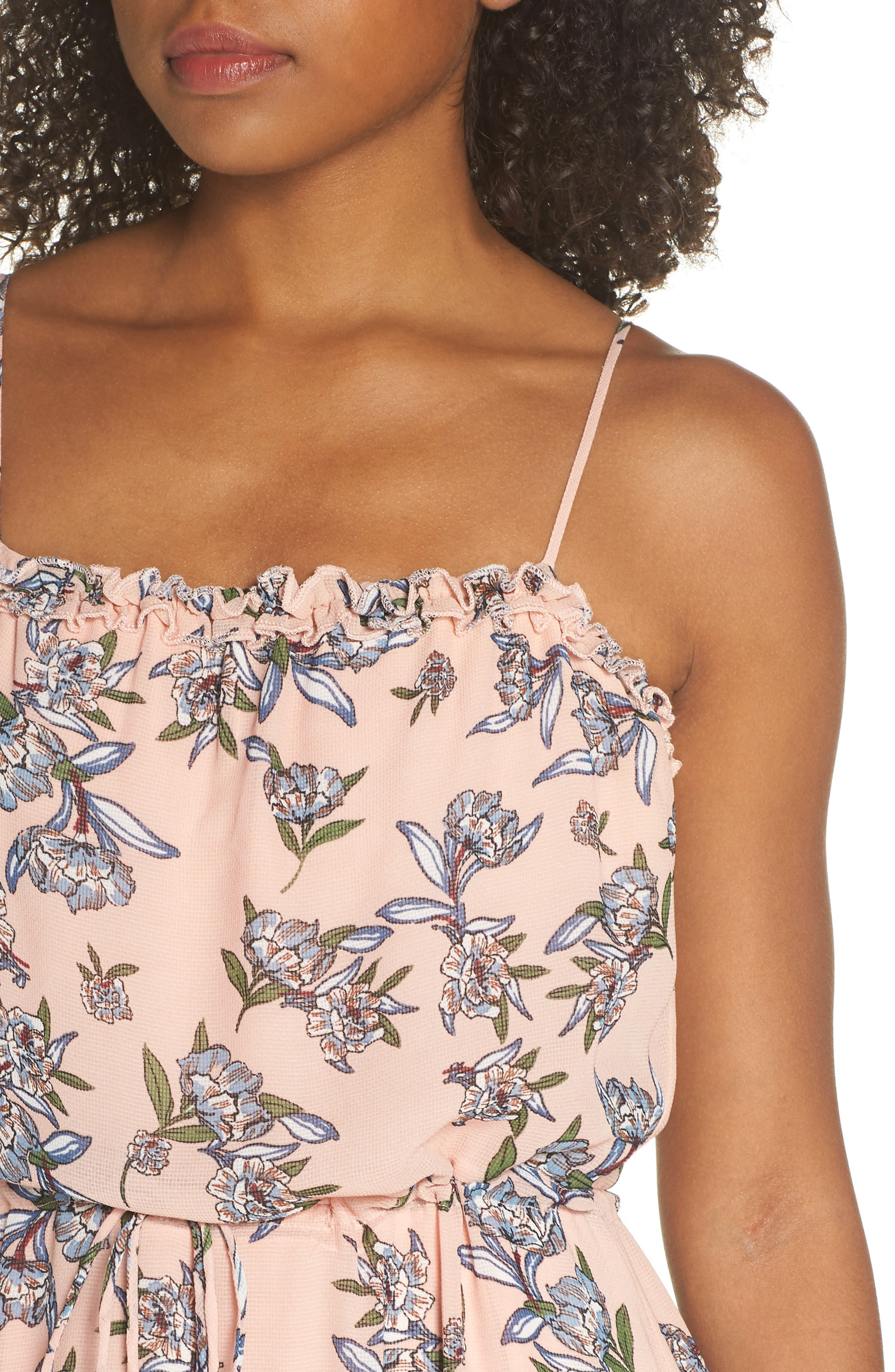 Sofi Maxi Dress,                             Alternate thumbnail 4, color,