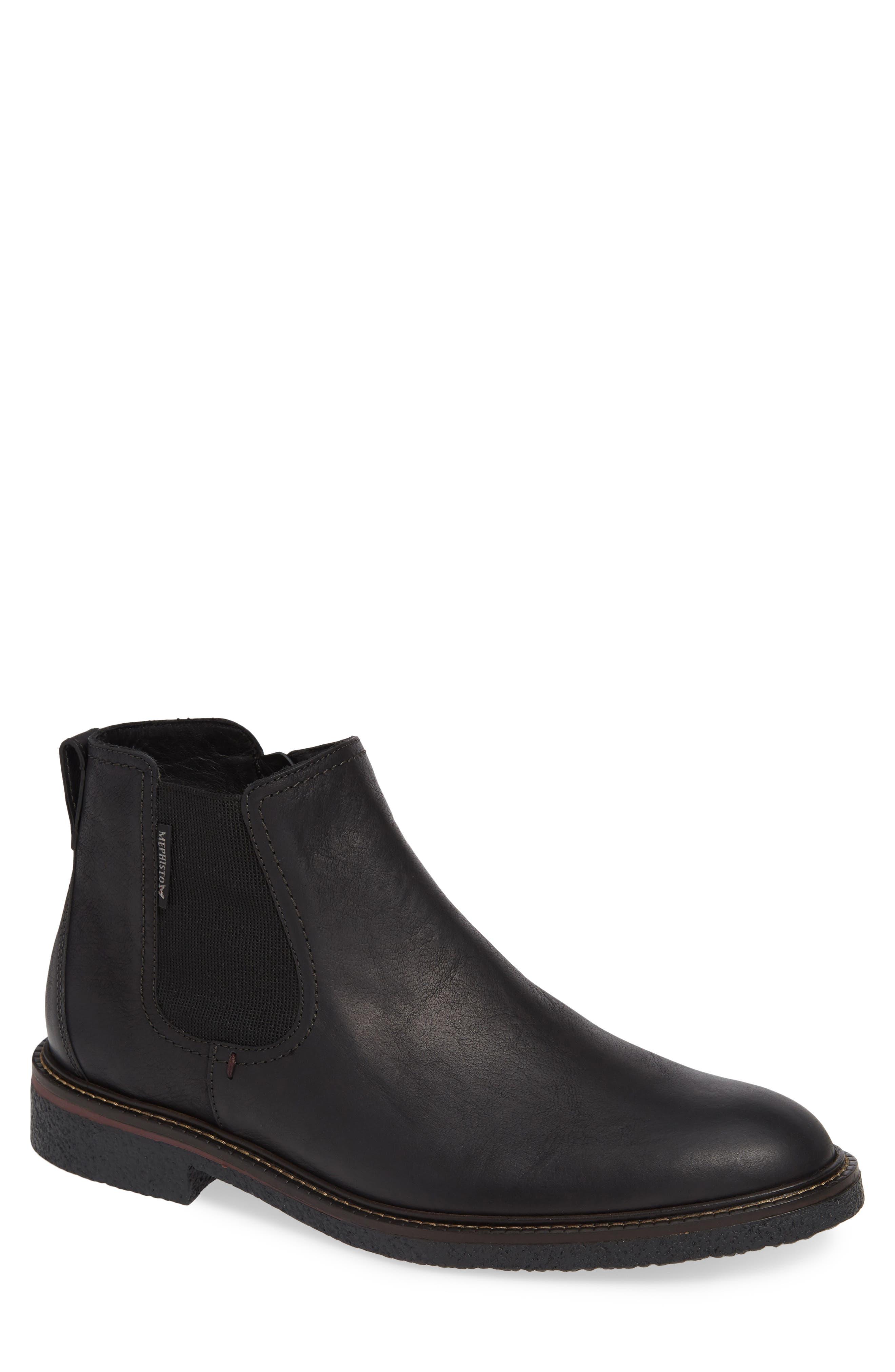 Guillem Mid Chelsea Boot,                         Main,                         color, 001
