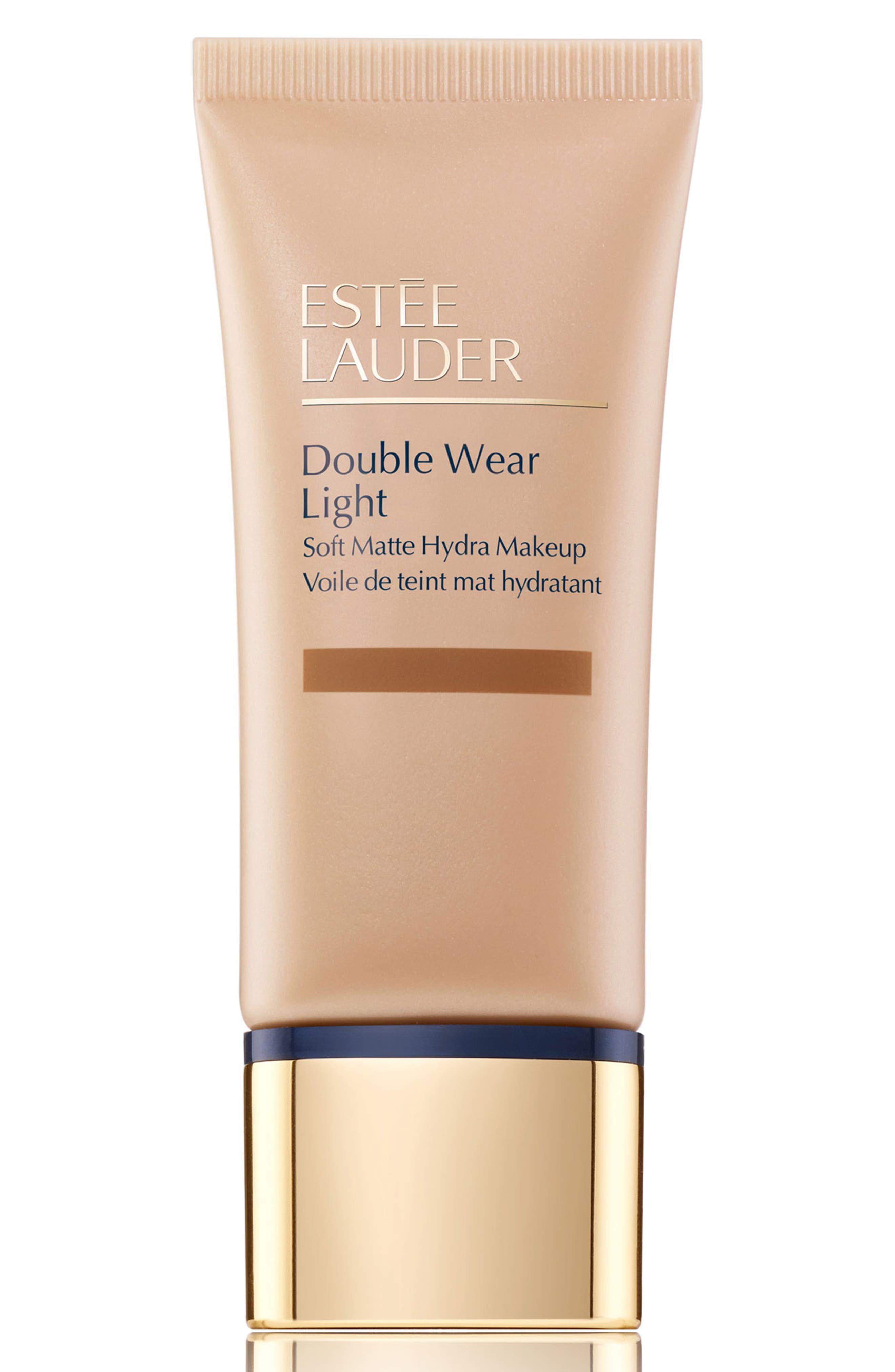 Estee Lauder Double Wear Light Soft Matte Hydra Makeup - 6W1 Sandalwood