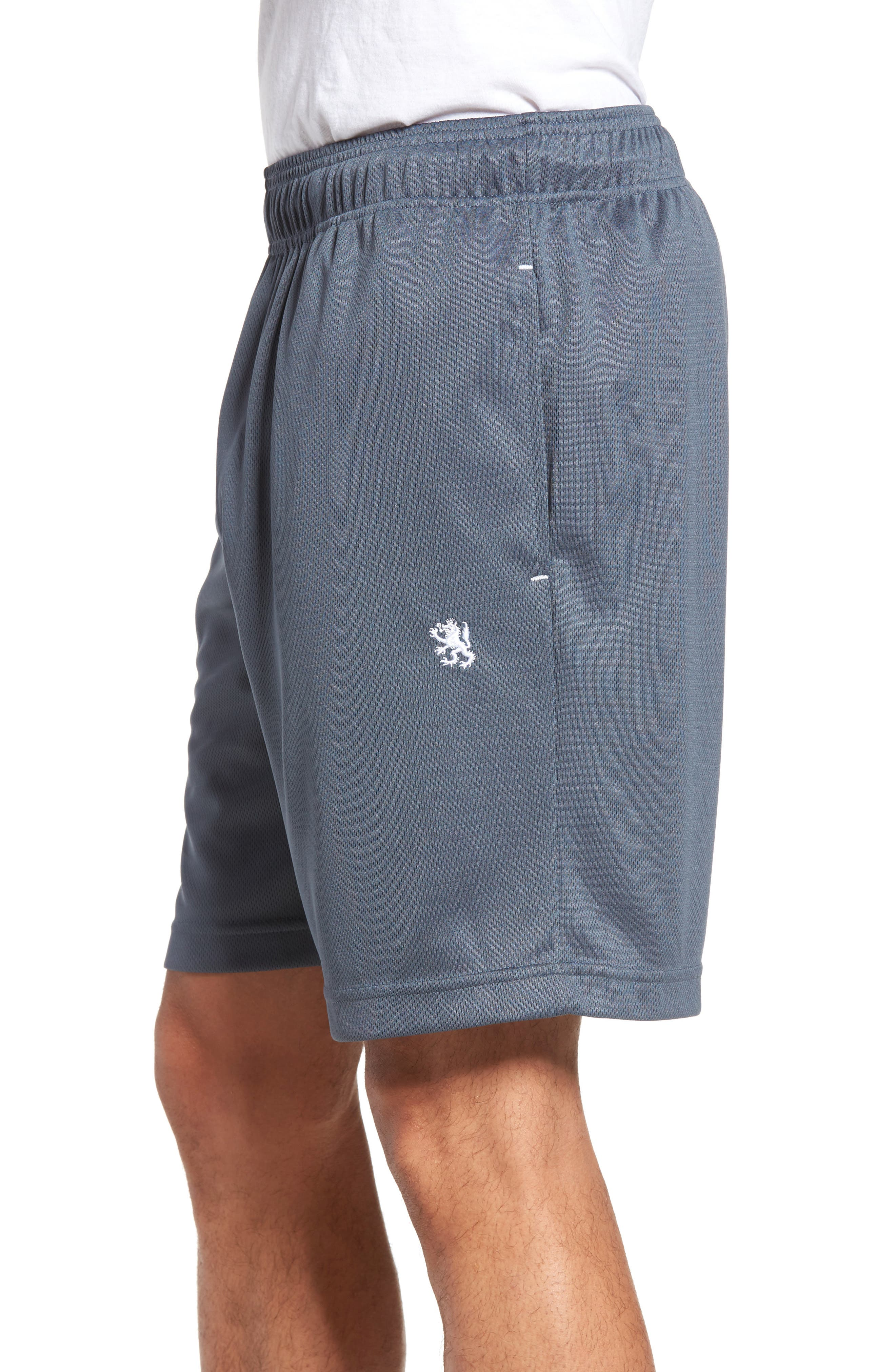 Work Out Lounge Shorts,                             Alternate thumbnail 8, color,