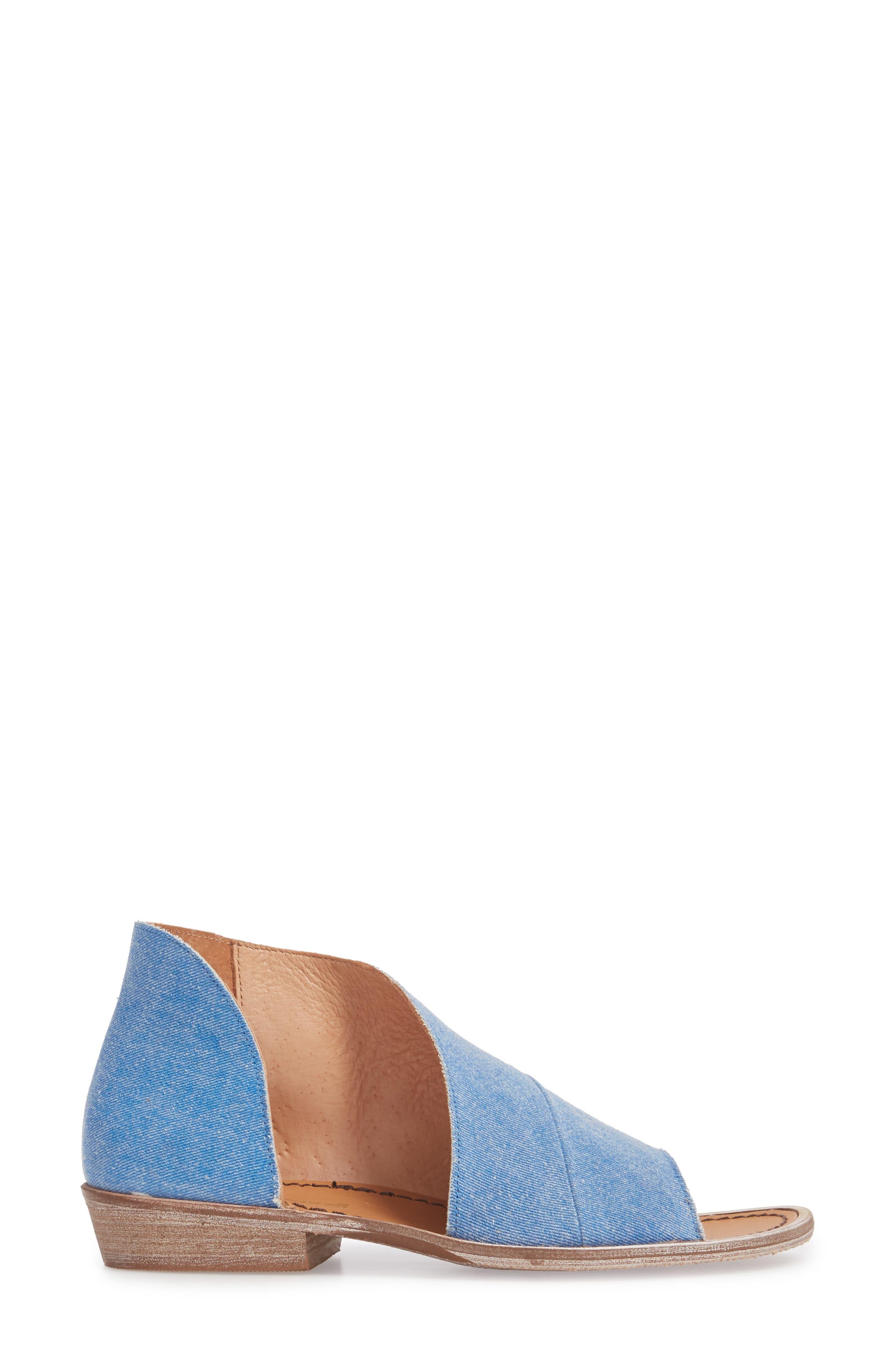 'Mont Blanc' Asymmetrical Sandal,                             Alternate thumbnail 33, color,