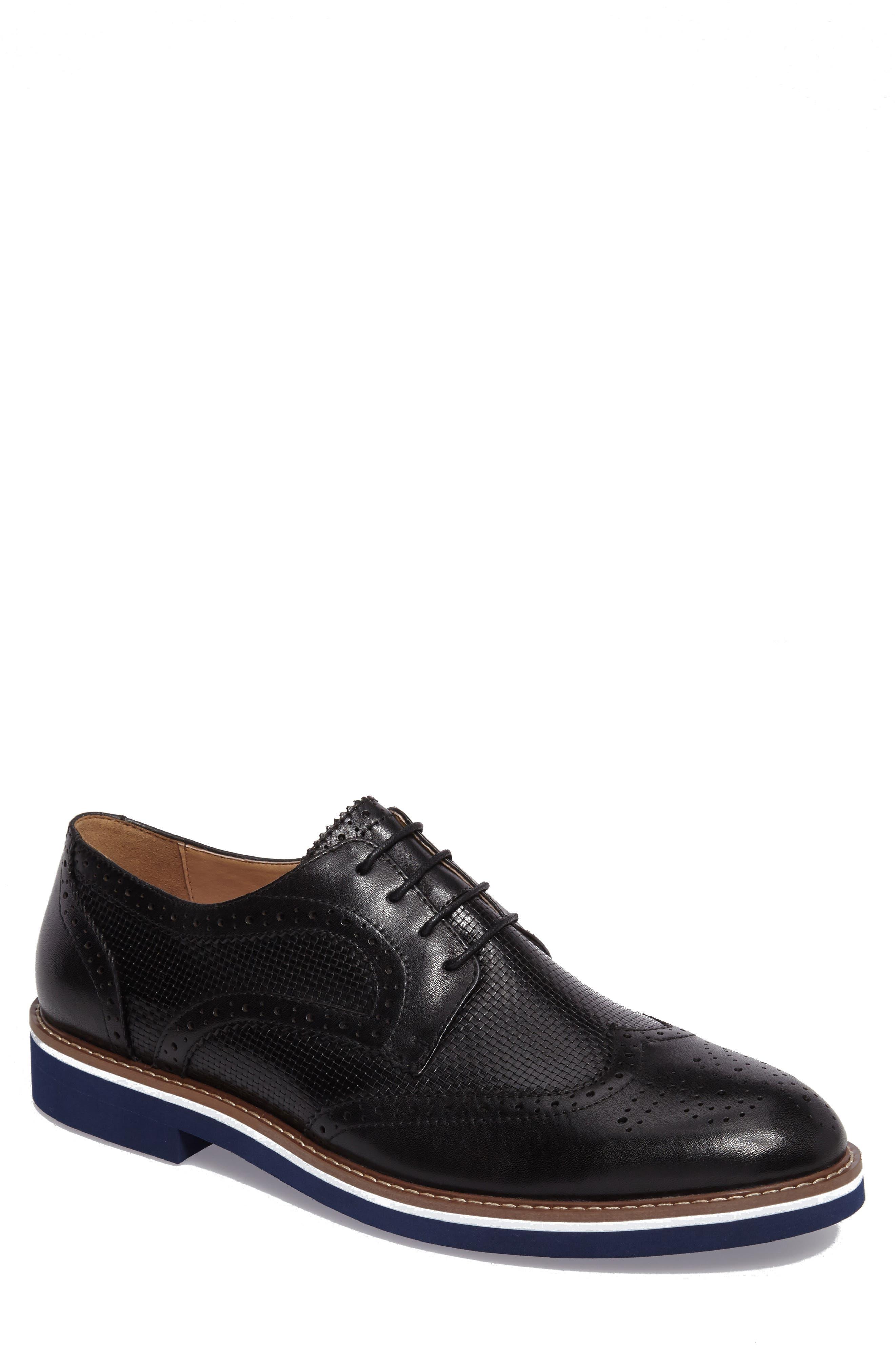 Northfields Spectator Shoe,                         Main,                         color, 001