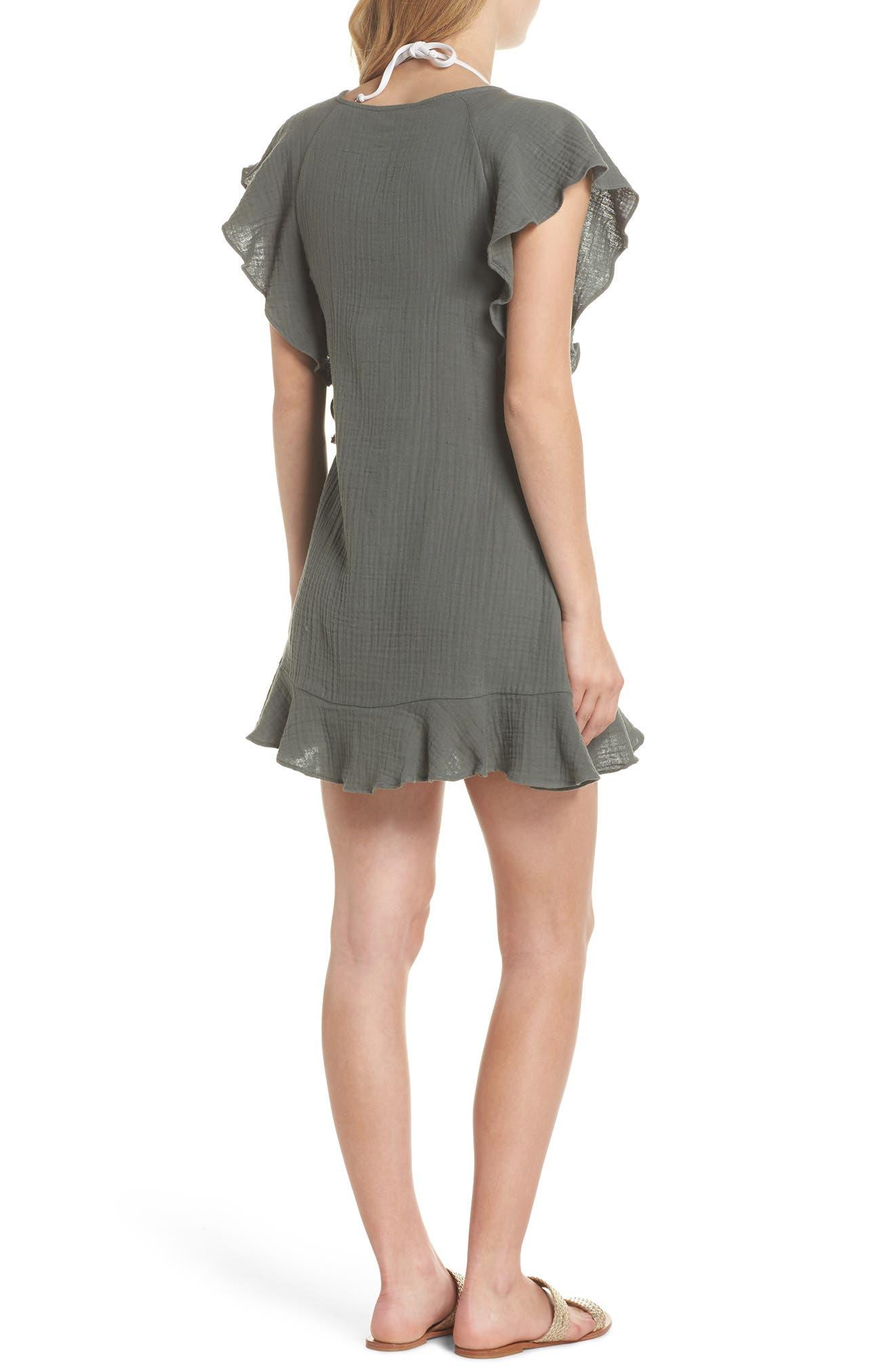 Fia Cover-Up Dress,                             Alternate thumbnail 2, color,                             020
