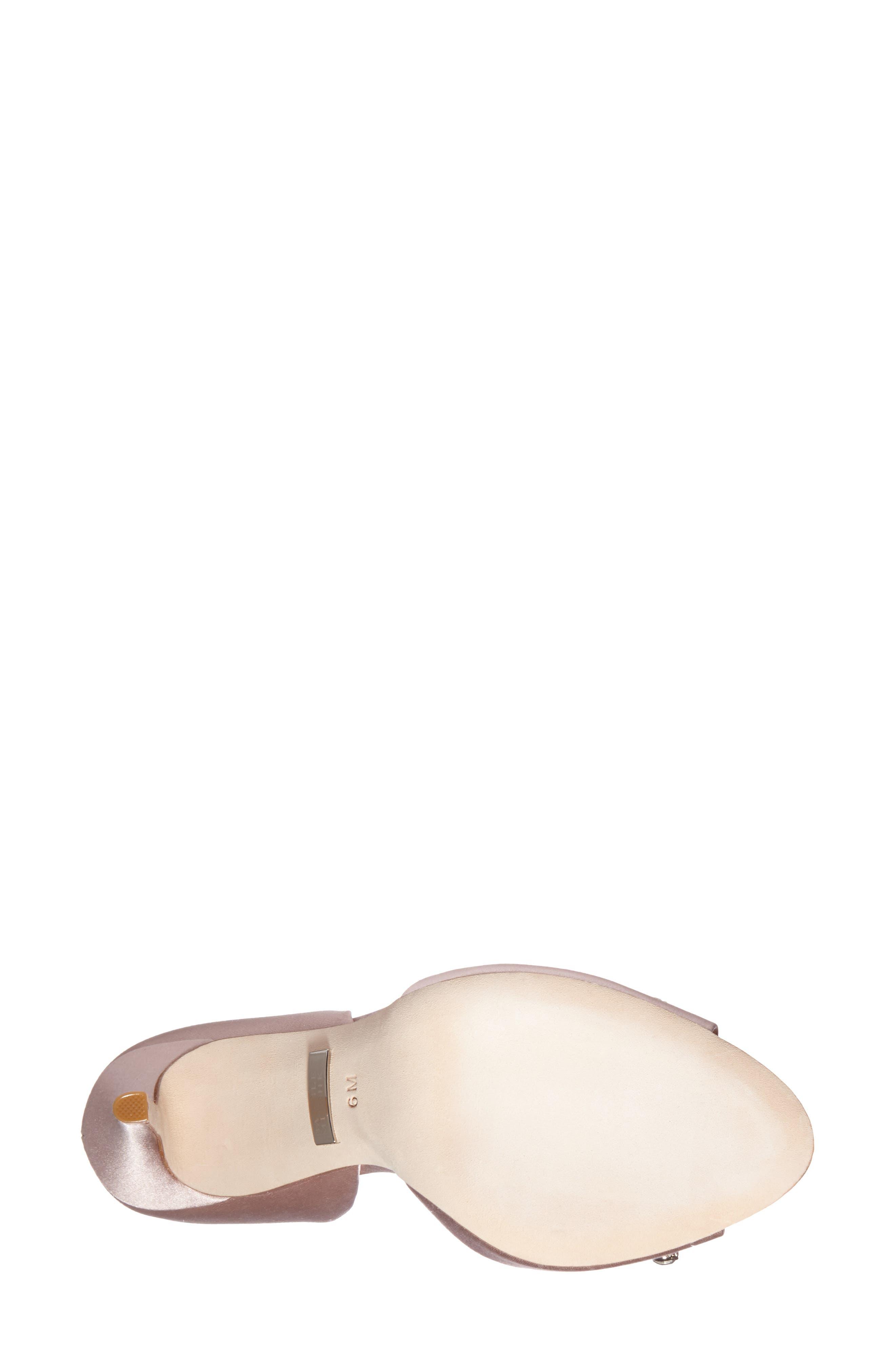'Giana' Satin d'Orsay Pump,                             Alternate thumbnail 15, color,