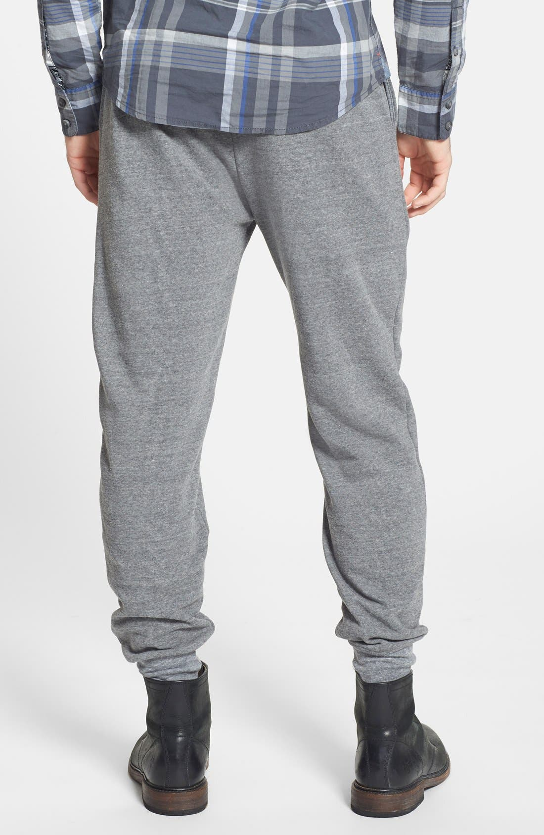 'Dodgeball' Eco Fleece Sweatpants,                             Alternate thumbnail 21, color,