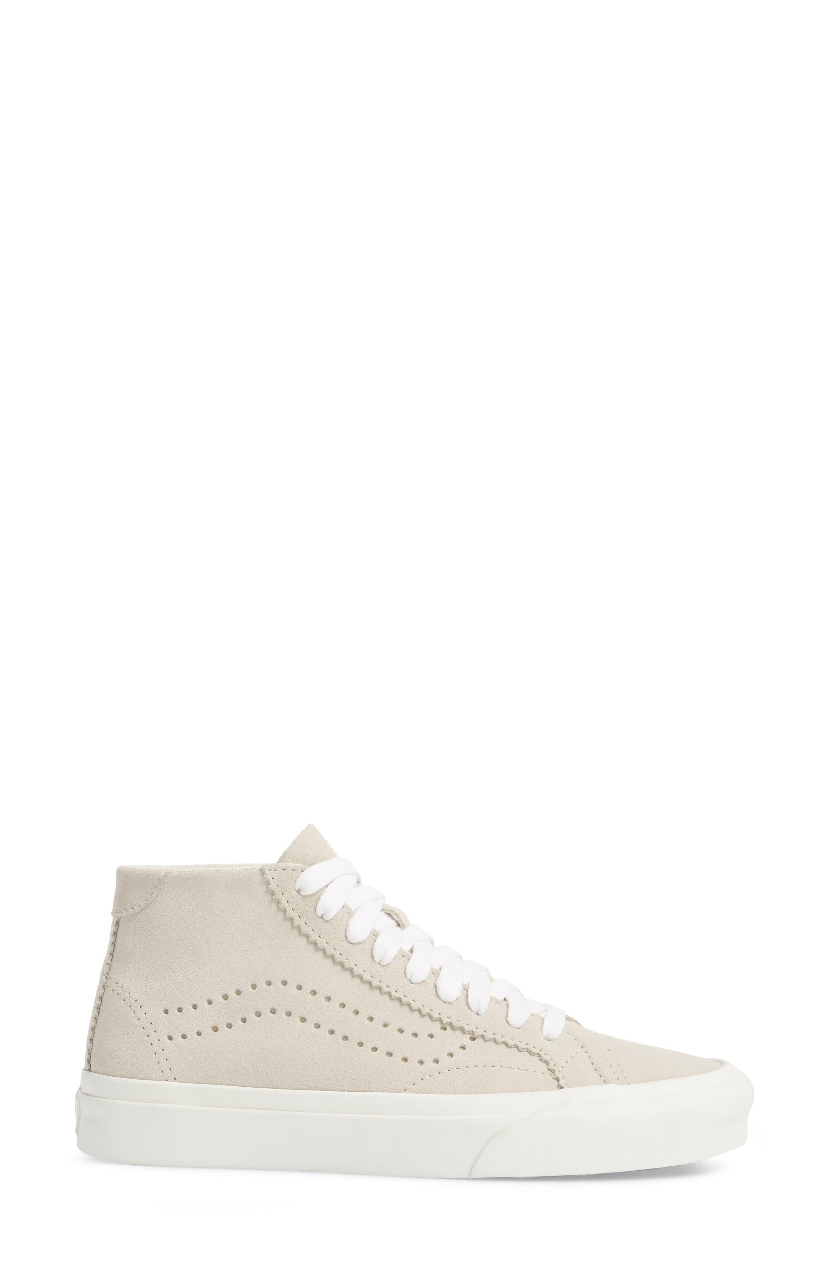 Court DX Mid Sneaker,                             Alternate thumbnail 3, color,                             040