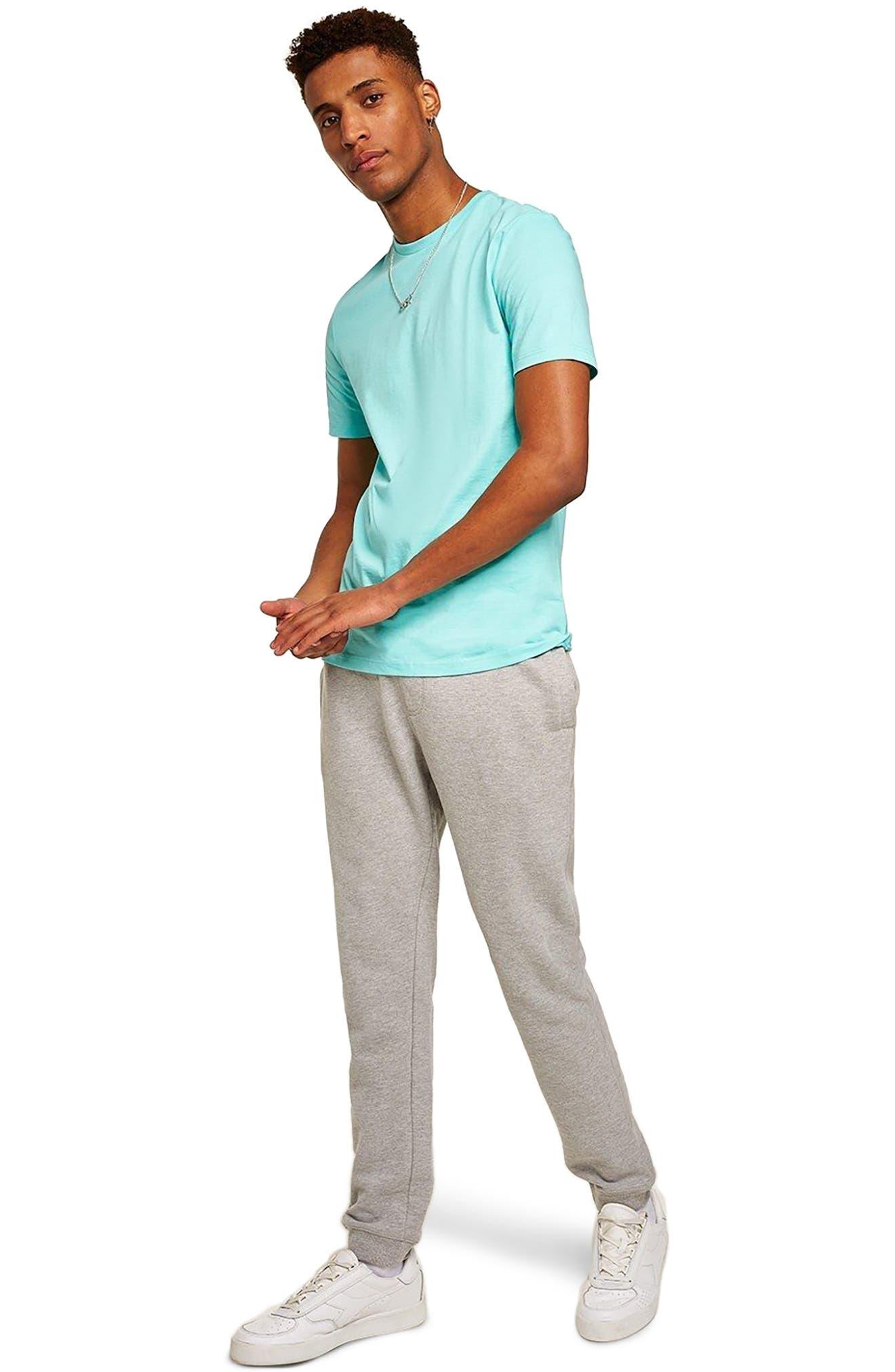 Slim Fit Crewneck T-Shirt,                             Alternate thumbnail 384, color,