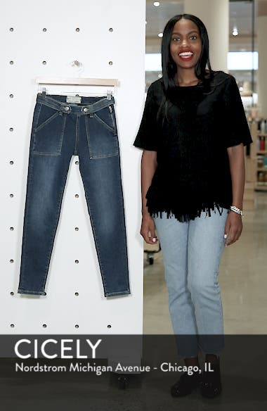 We the Free by Free People Stratford Skinny Jeans, sales video thumbnail