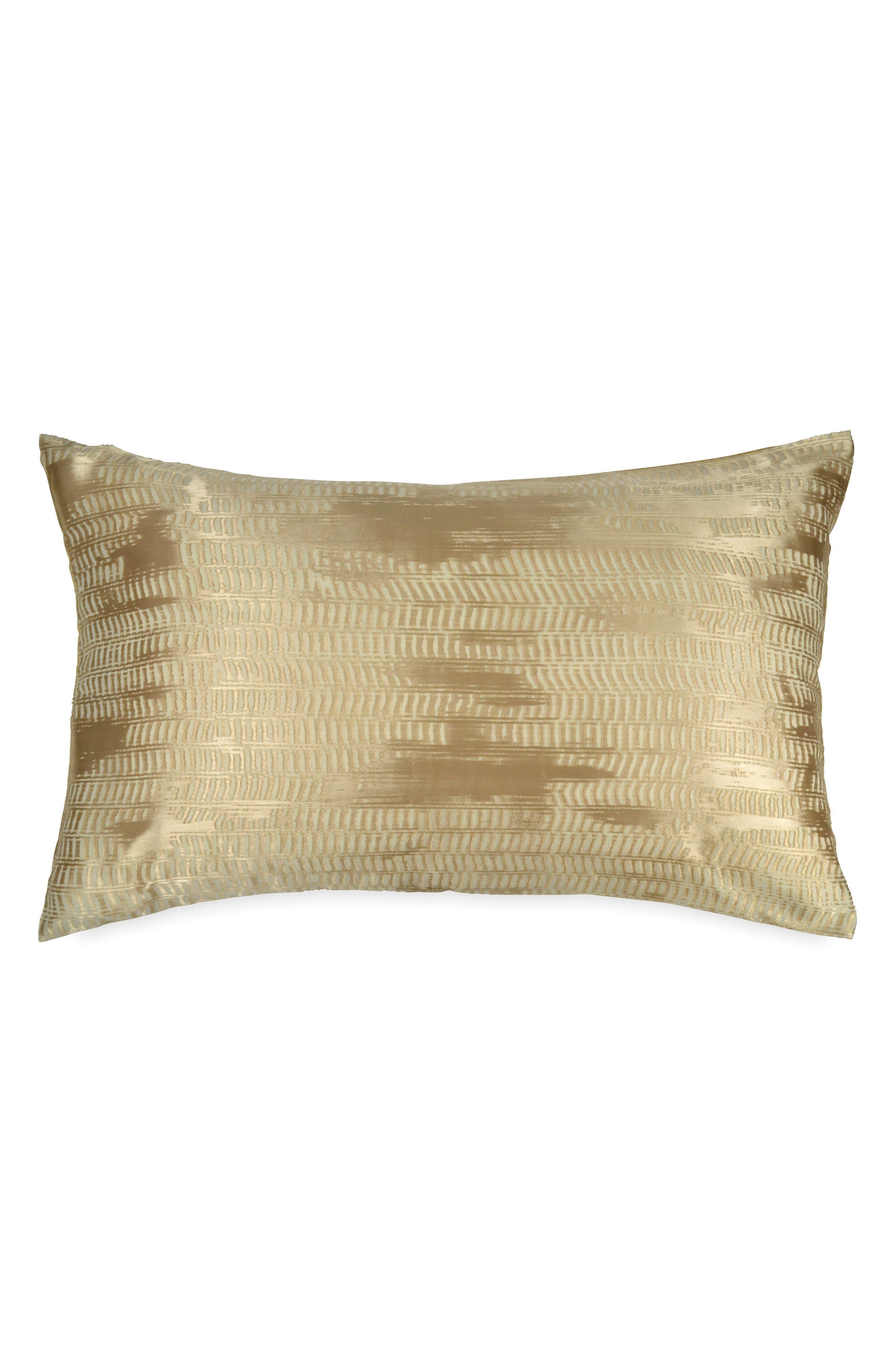 Donna Karan Vapor Sham,                         Main,                         color, GOLD DUST