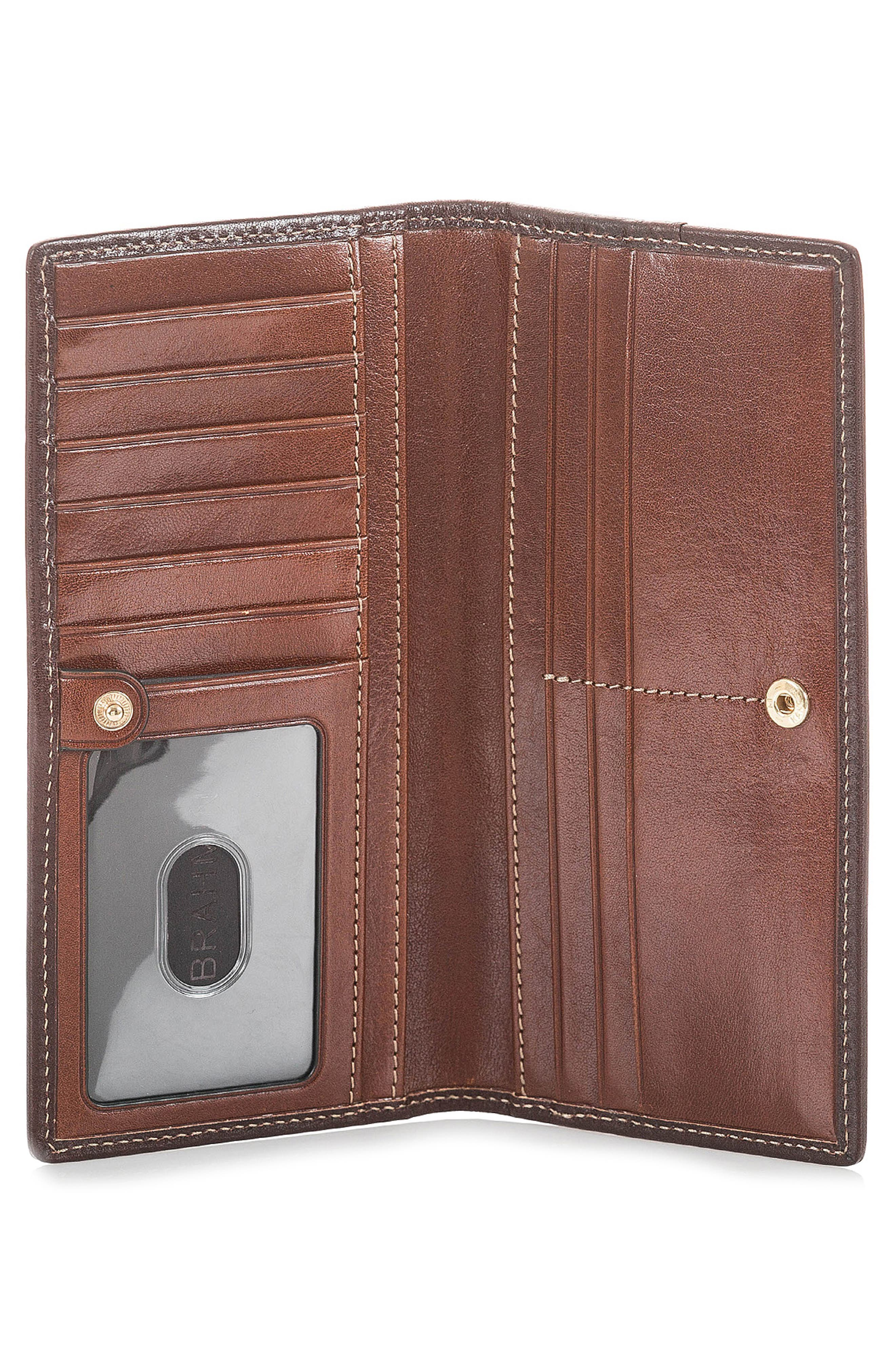 Ady Leather Wallet,                             Alternate thumbnail 2, color,                             200