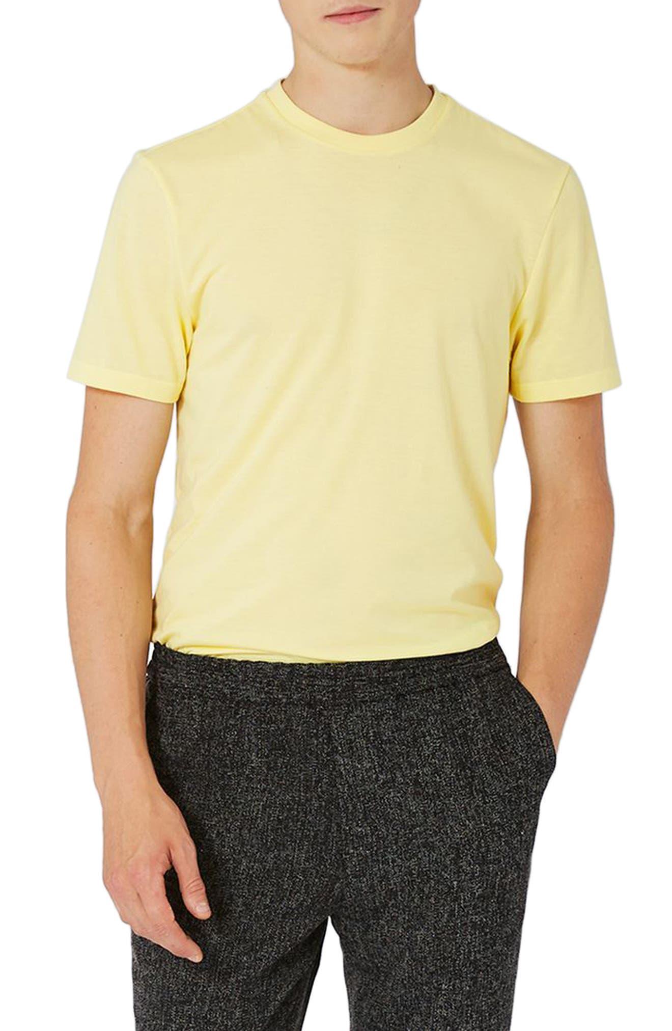 Slim Fit Crewneck T-Shirt,                             Main thumbnail 27, color,