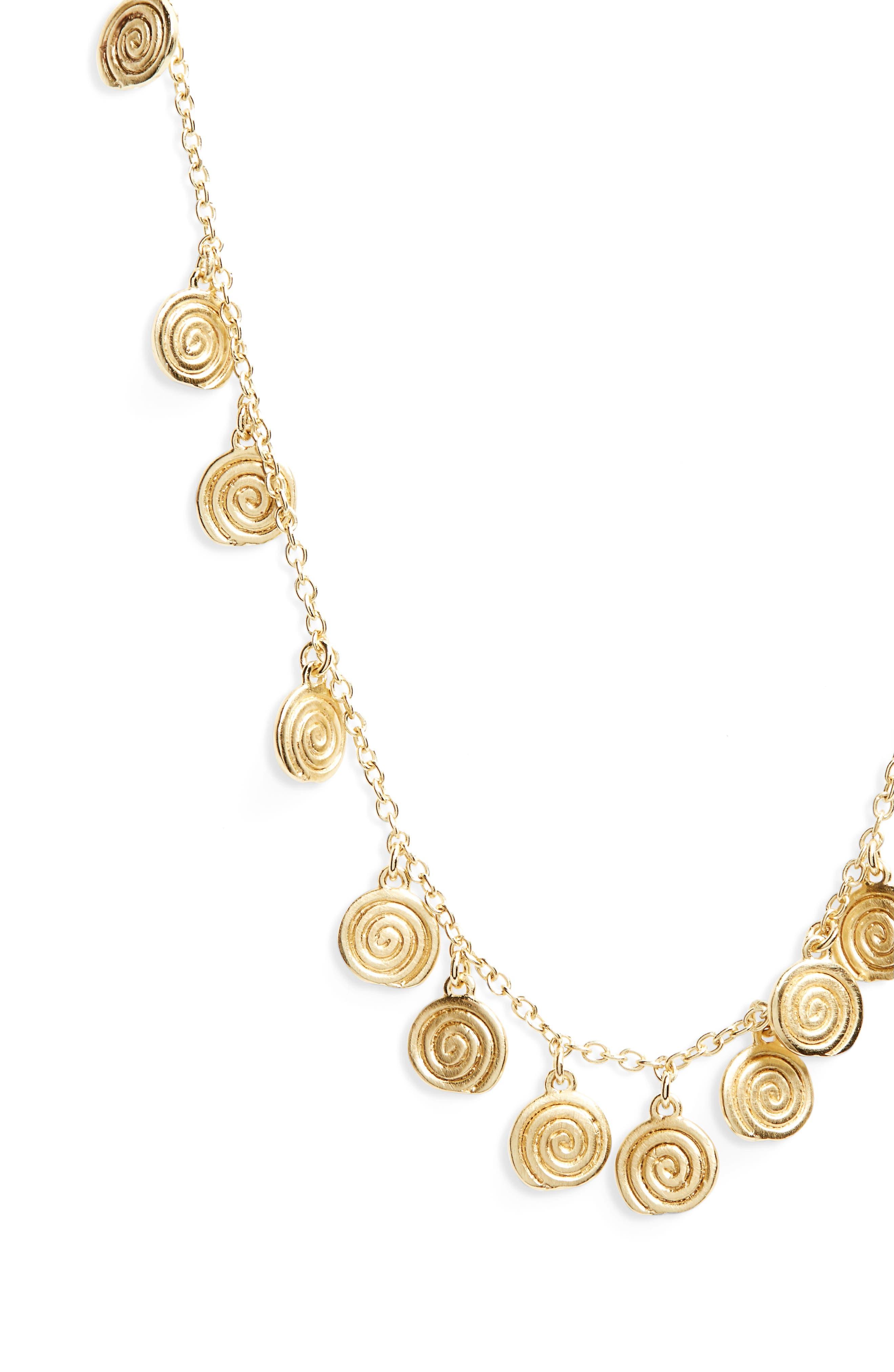 Sullivan - Reeves Charm Necklace,                             Alternate thumbnail 2, color,                             715