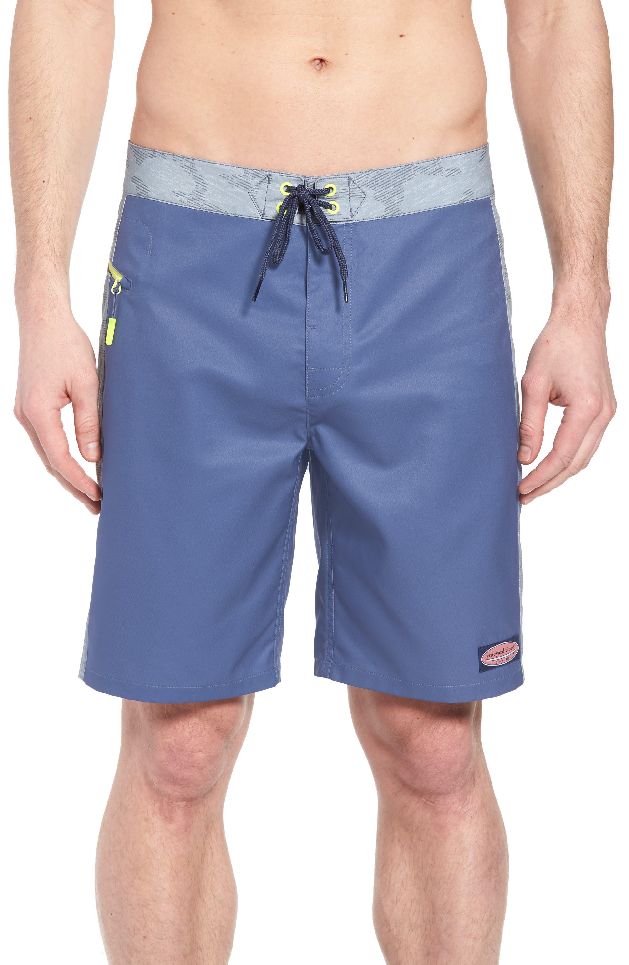 Camo Board Shorts,                             Main thumbnail 1, color,                             068