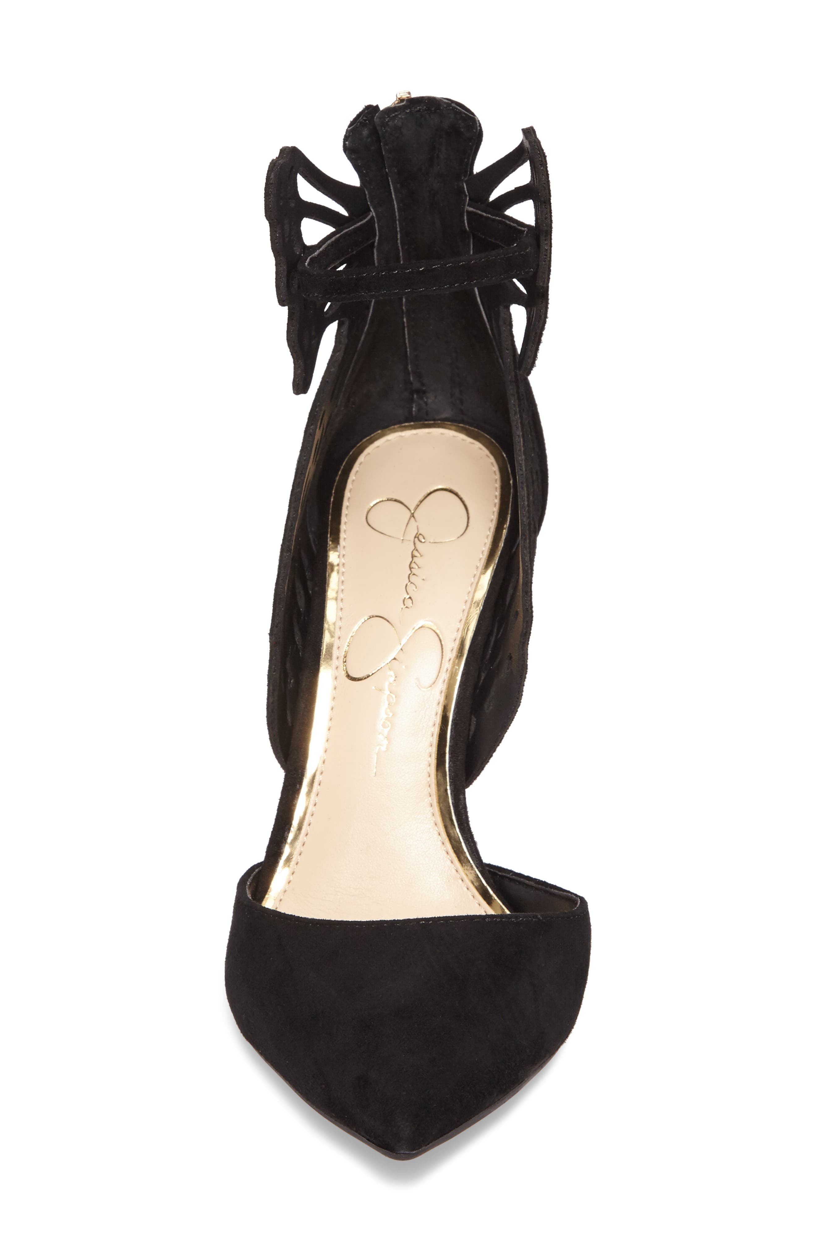 Leasia Butterfly Pump,                             Alternate thumbnail 4, color,                             001