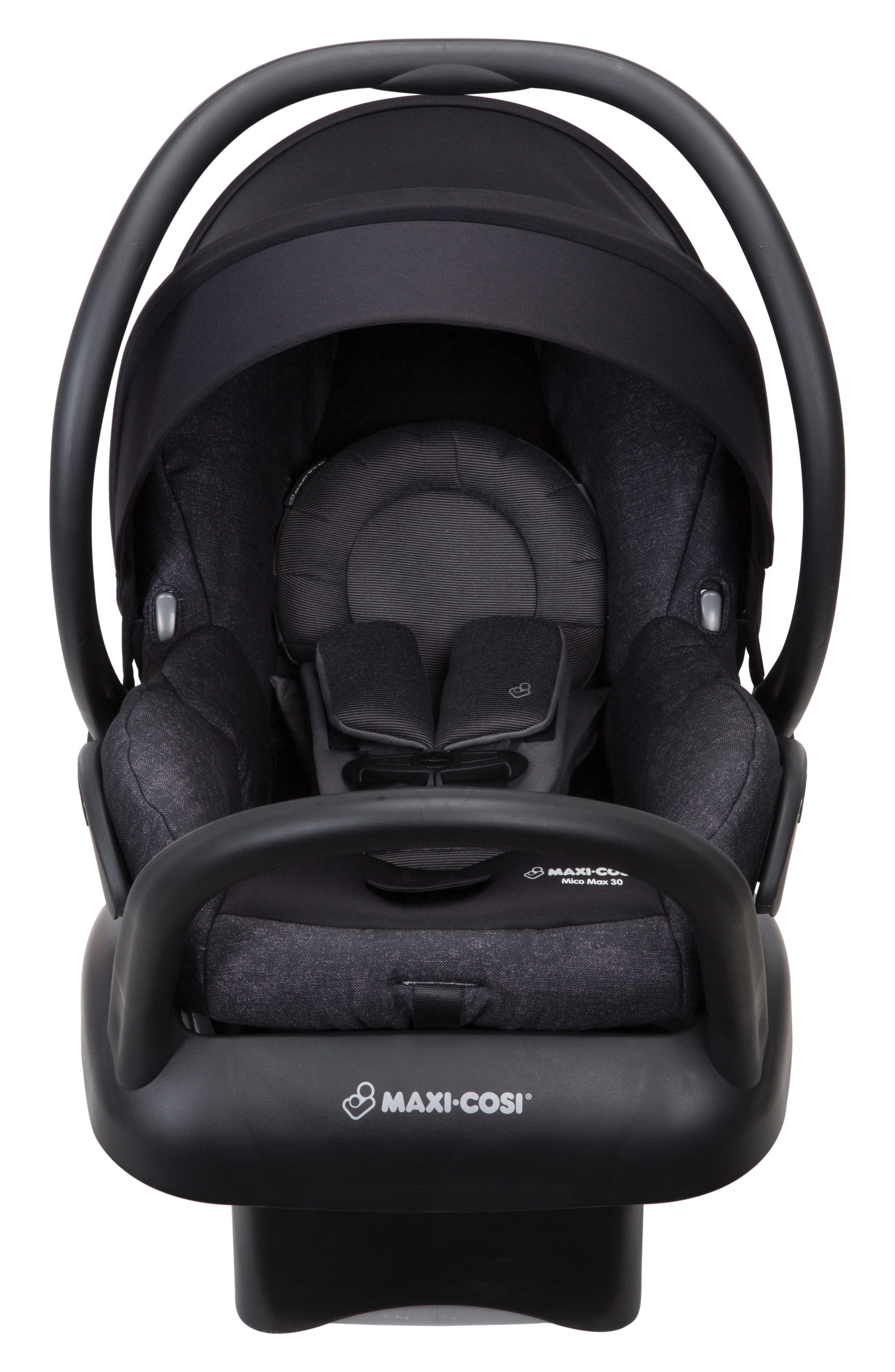 Mico Max 30 Nomad Collection Infant Car Seat,                             Main thumbnail 1, color,                             NOMAD BLACK