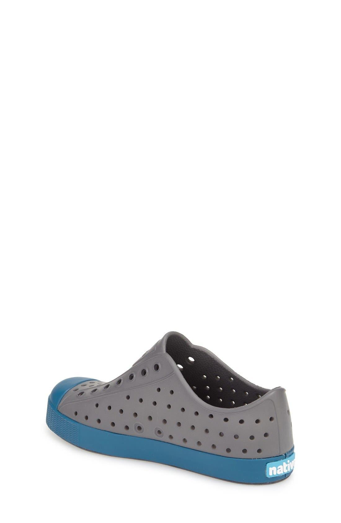 'Jefferson' Water Friendly Slip-On Sneaker,                             Alternate thumbnail 91, color,