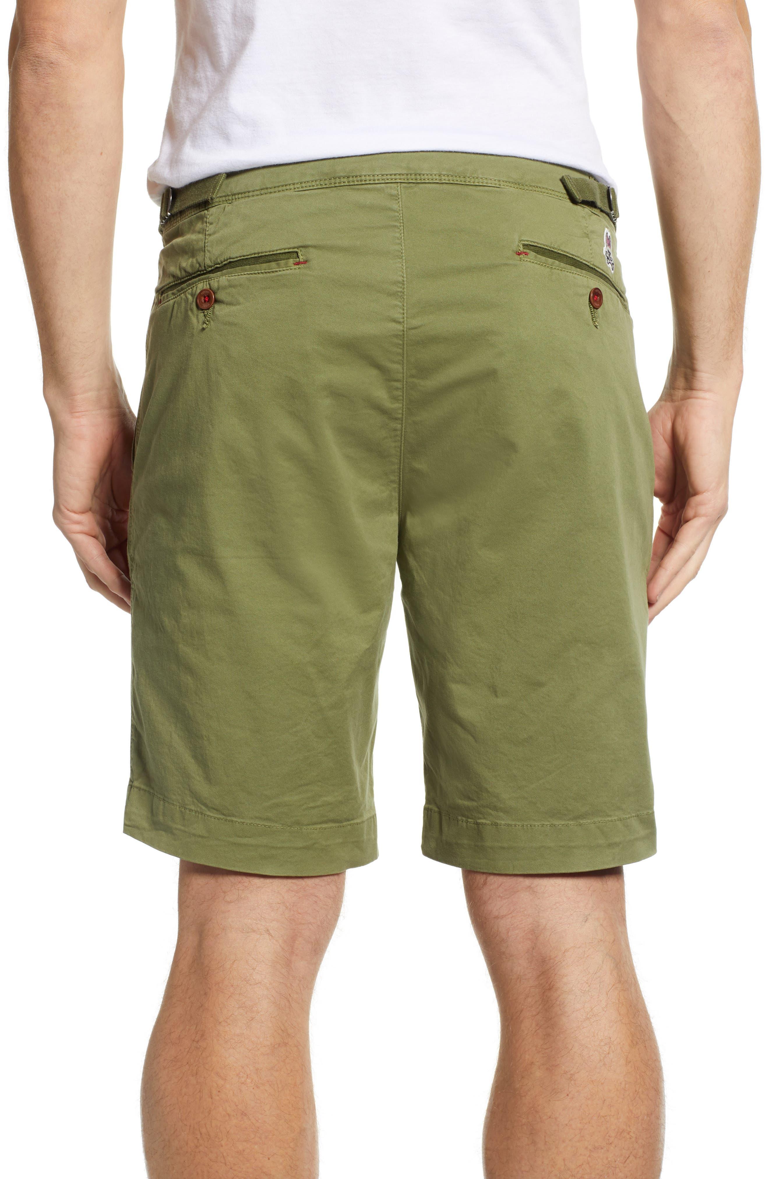 Triumph Shorts,                             Alternate thumbnail 2, color,                             OLIVINE