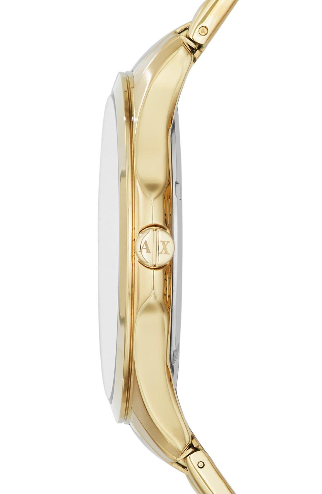 Round Bracelet Watch, 45mm,                             Alternate thumbnail 17, color,