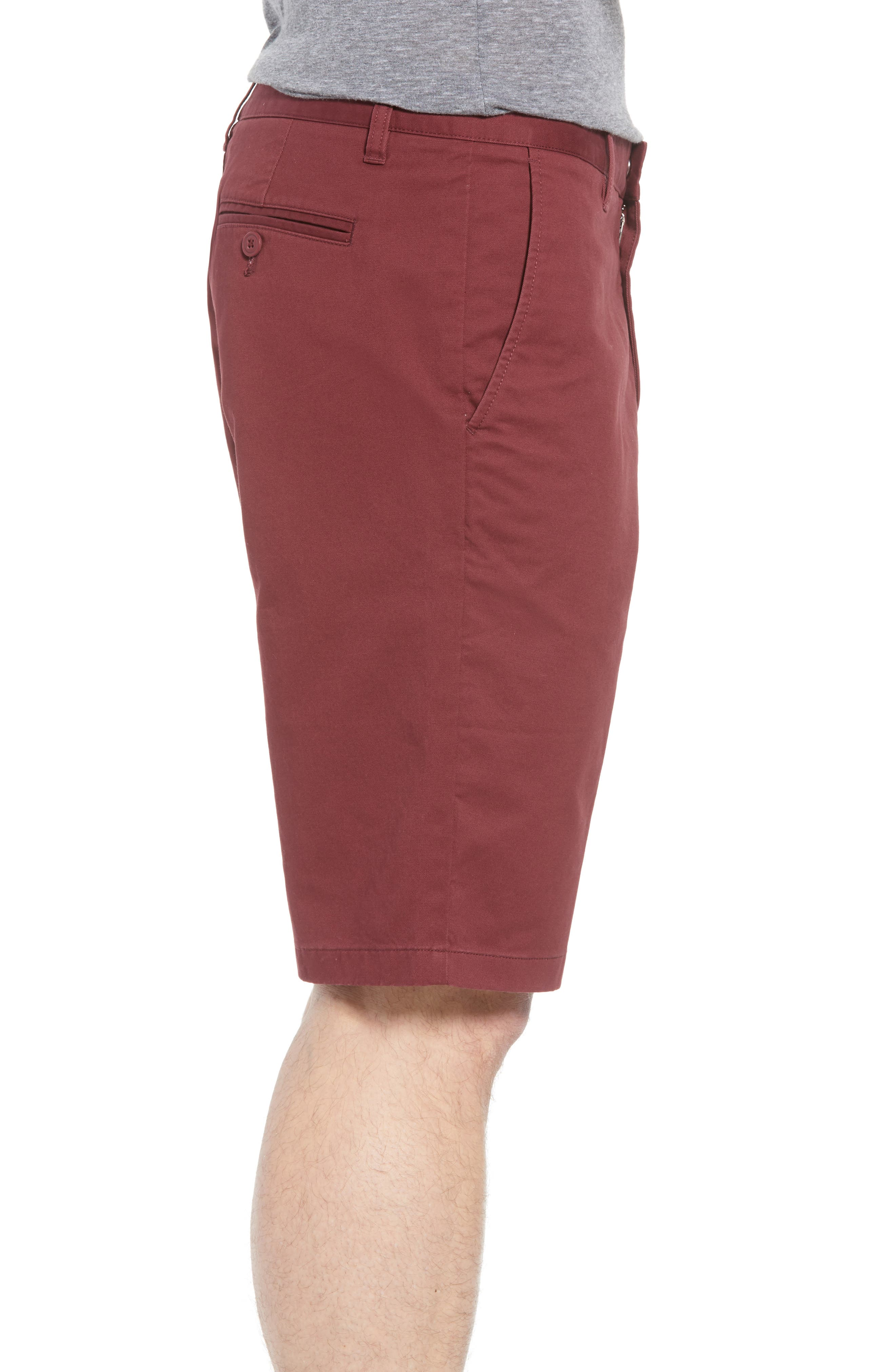Stretch Washed Chino 11-Inch Shorts,                             Alternate thumbnail 53, color,