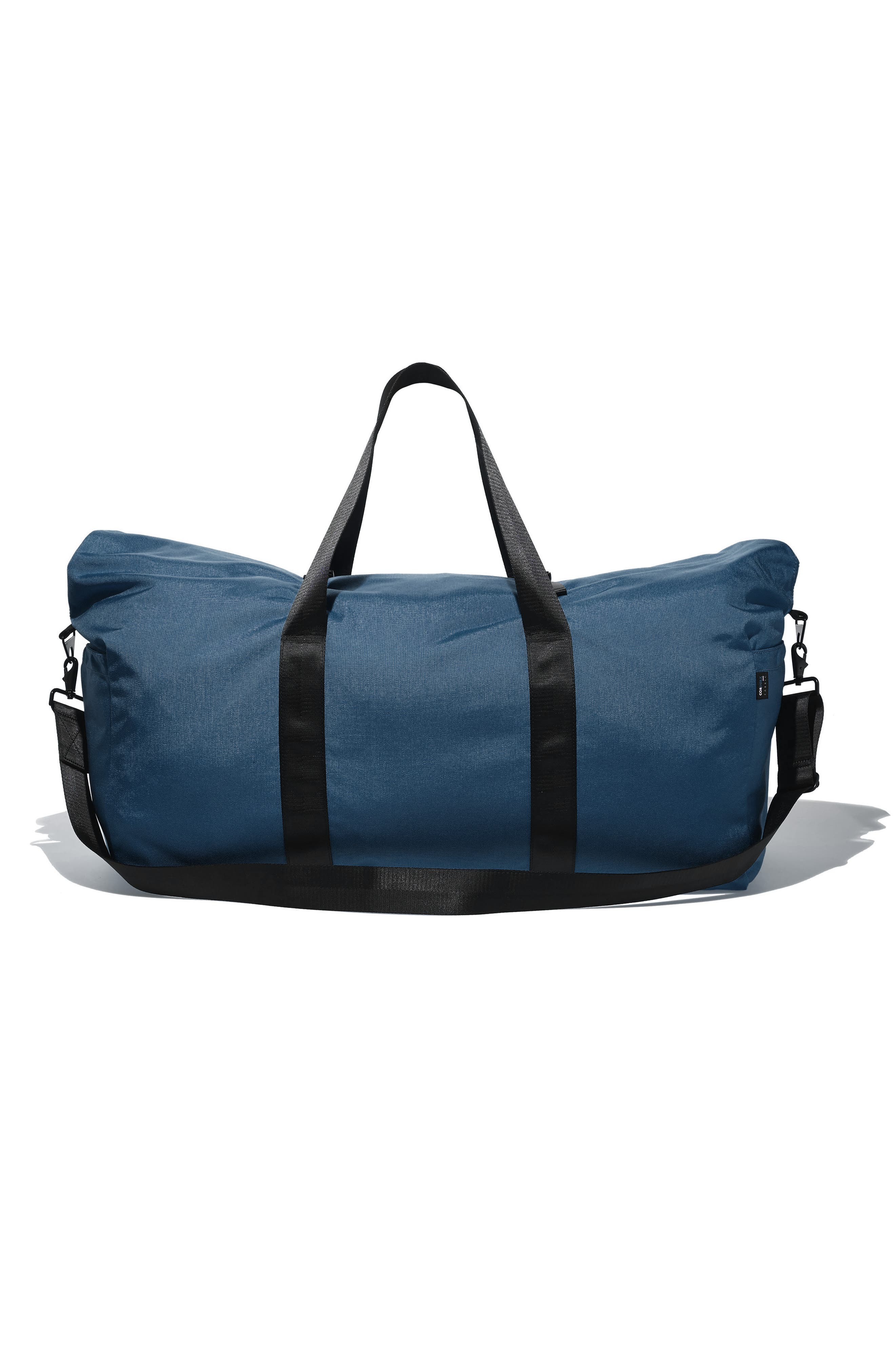SWS 100L Roll Top Duffel Bag,                             Alternate thumbnail 2, color,                             NAVY