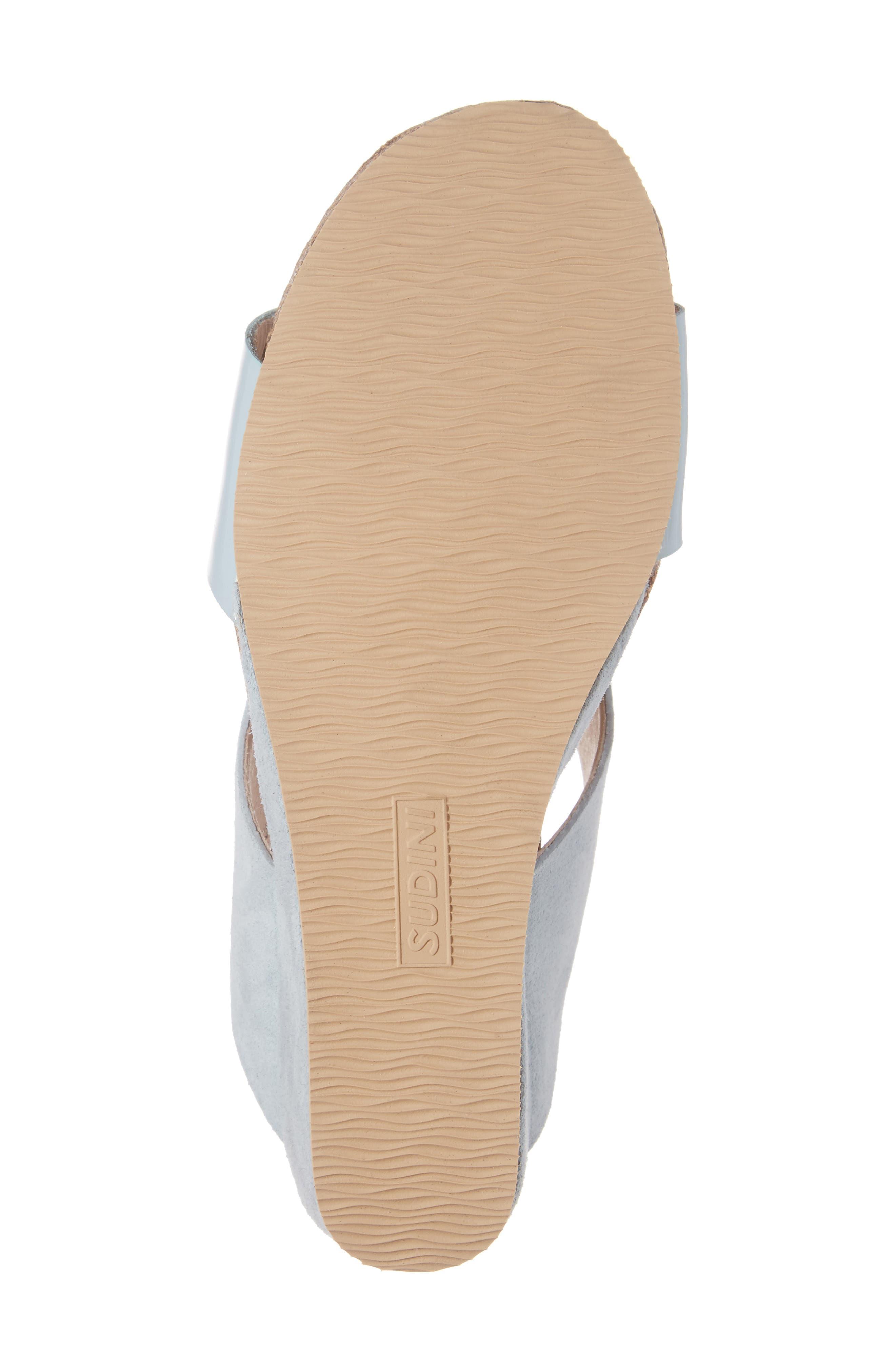 Berta Wedge Sandal,                             Alternate thumbnail 18, color,