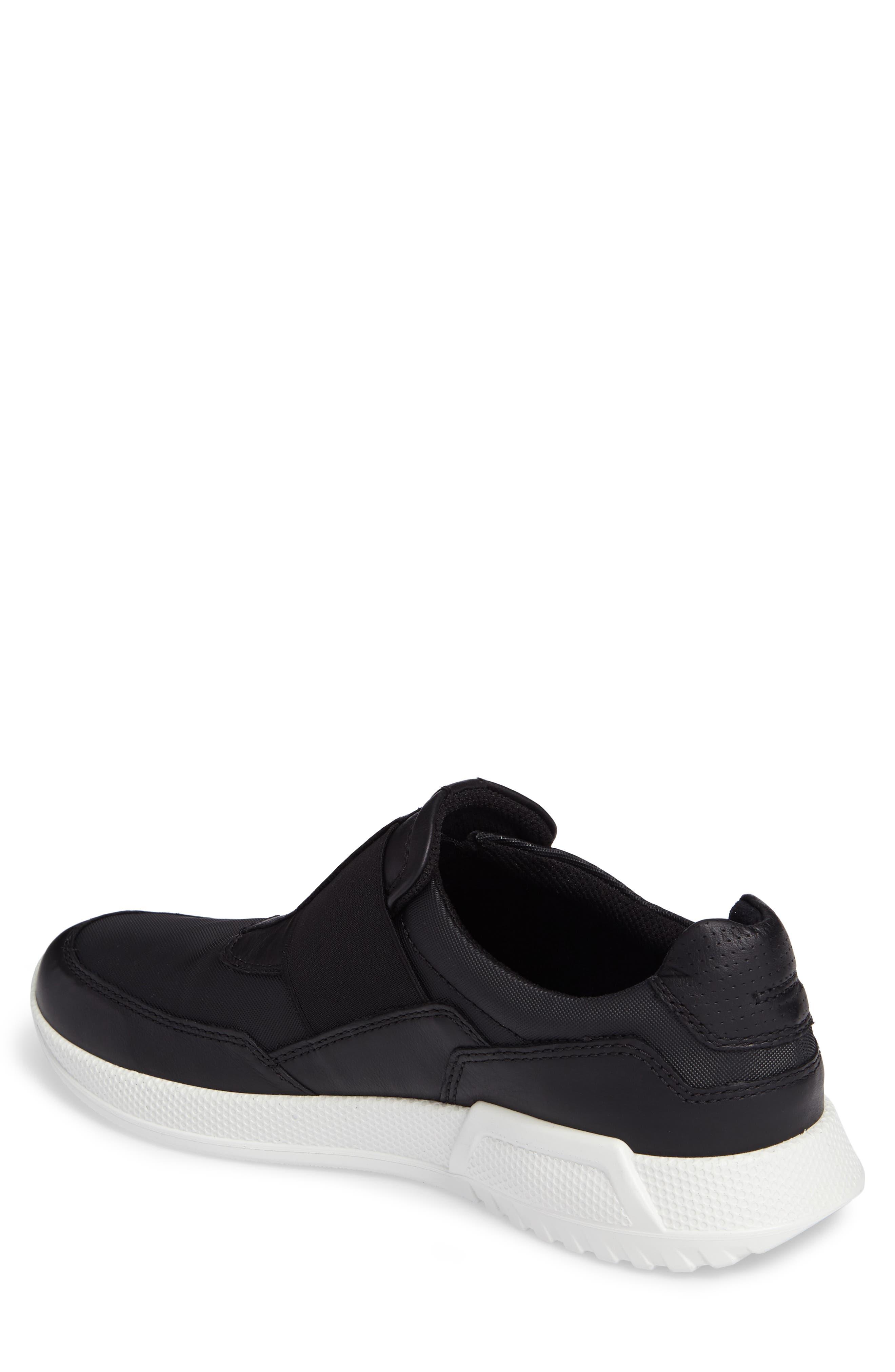 Luca Slip-On Sneaker,                             Alternate thumbnail 2, color,                             001