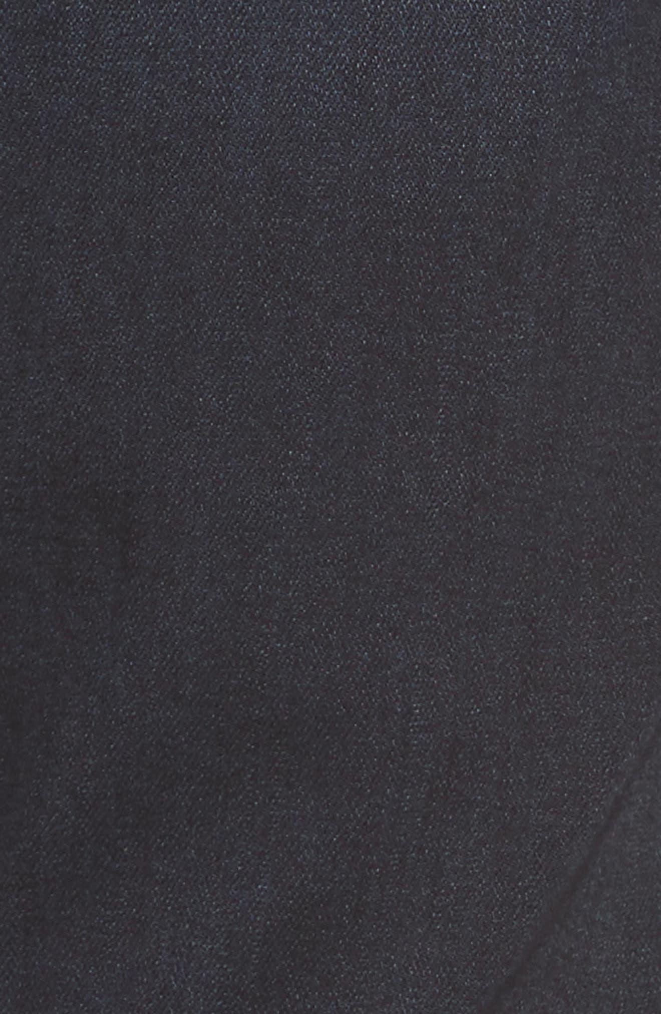 Croft Skinny Fit Jeans,                             Alternate thumbnail 5, color,                             400