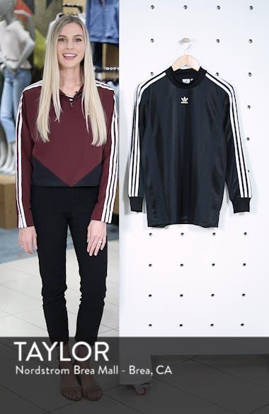 adidas 3-Stripes Long Sleeve Tee, sales video thumbnail