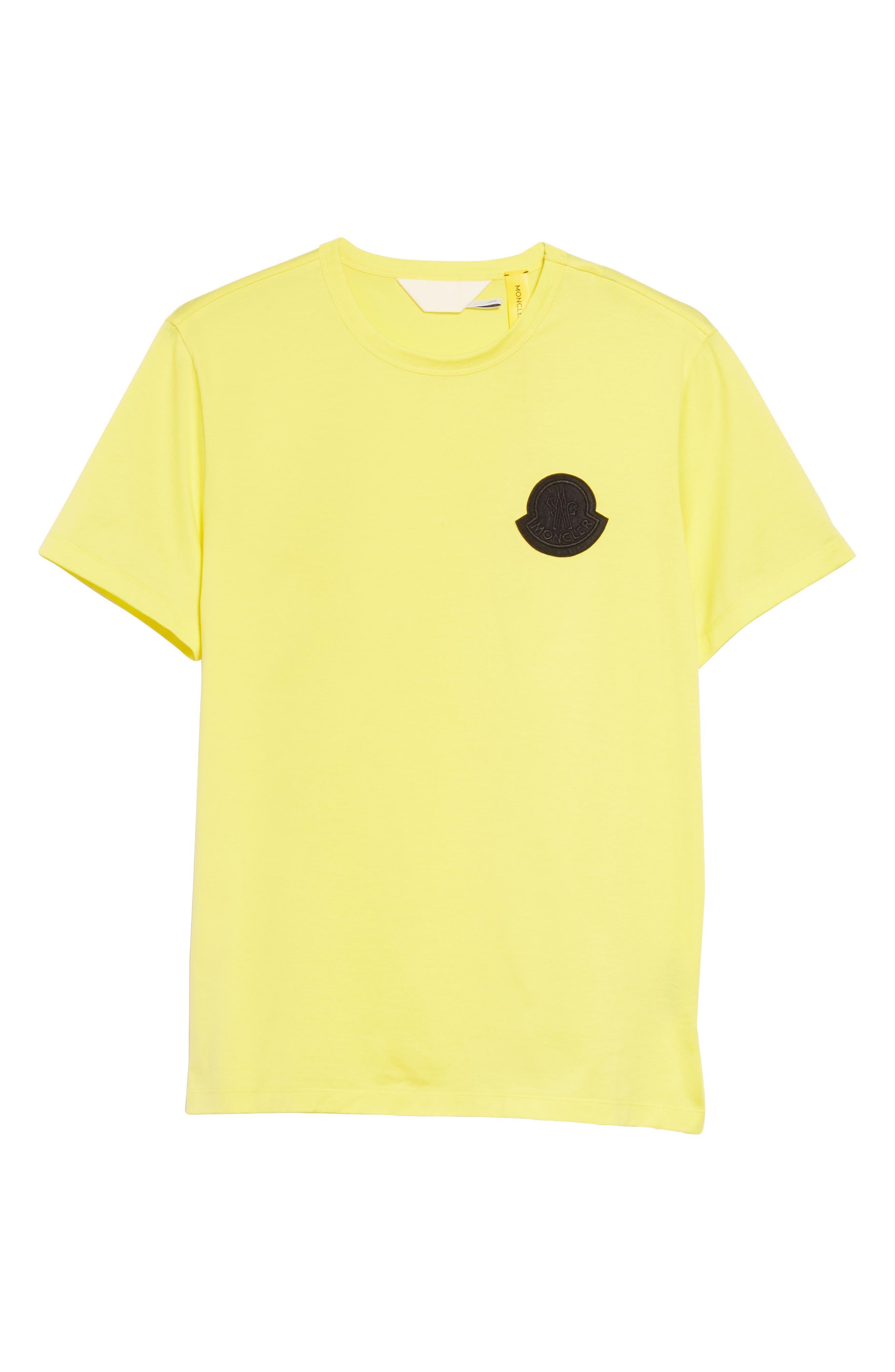 Neon T-Shirt,                             Alternate thumbnail 6, color,                             NEON YELLOW