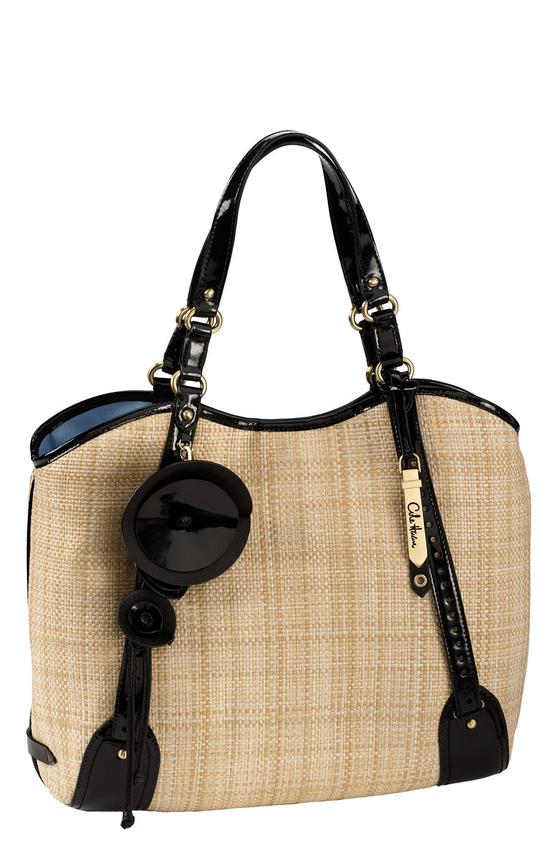 Straw Tote, Main, color, 008