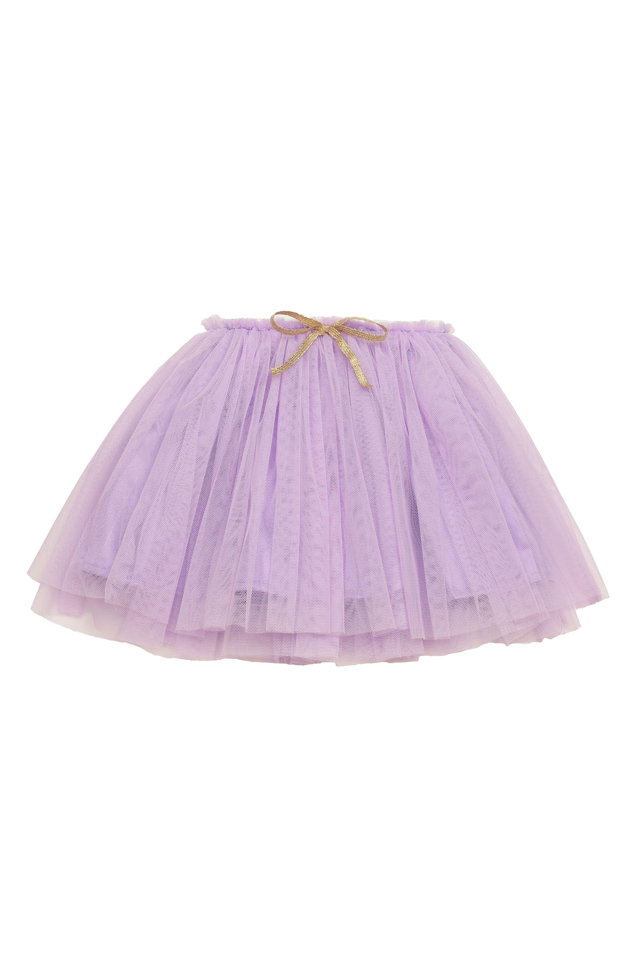 Tutu Skirt,                             Alternate thumbnail 3, color,                             PURPLE