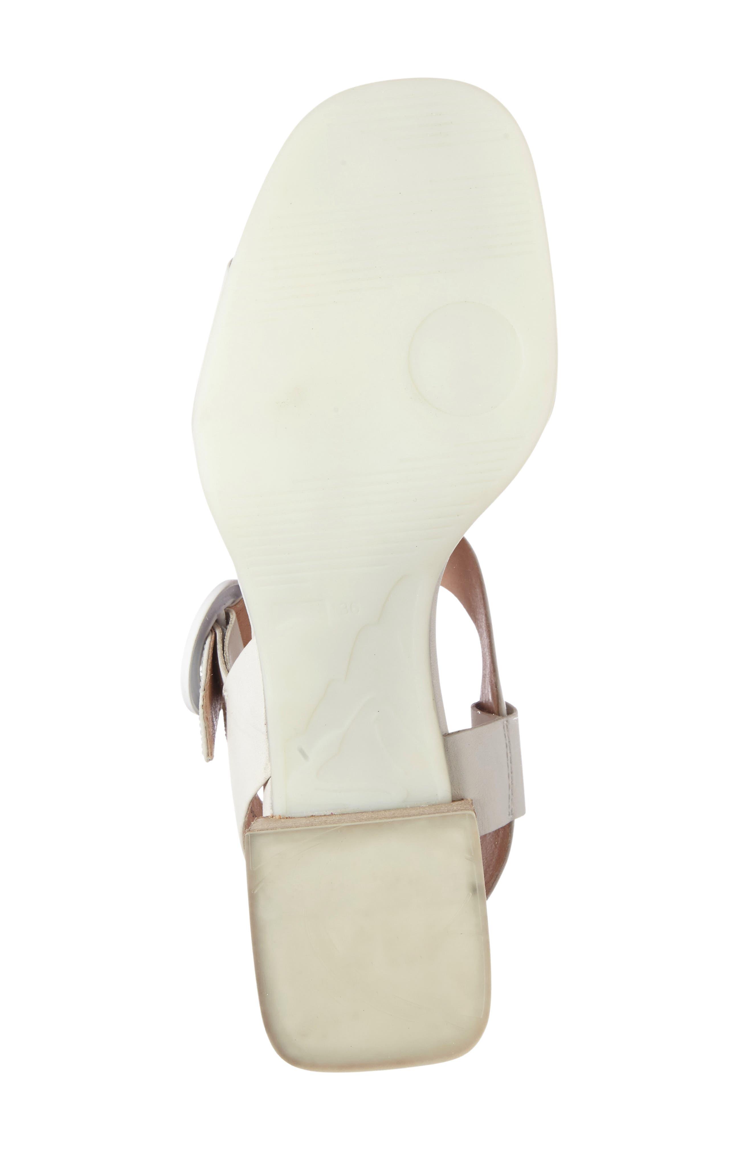 Kobo Buckle Strap Sandal,                             Alternate thumbnail 4, color,                             100